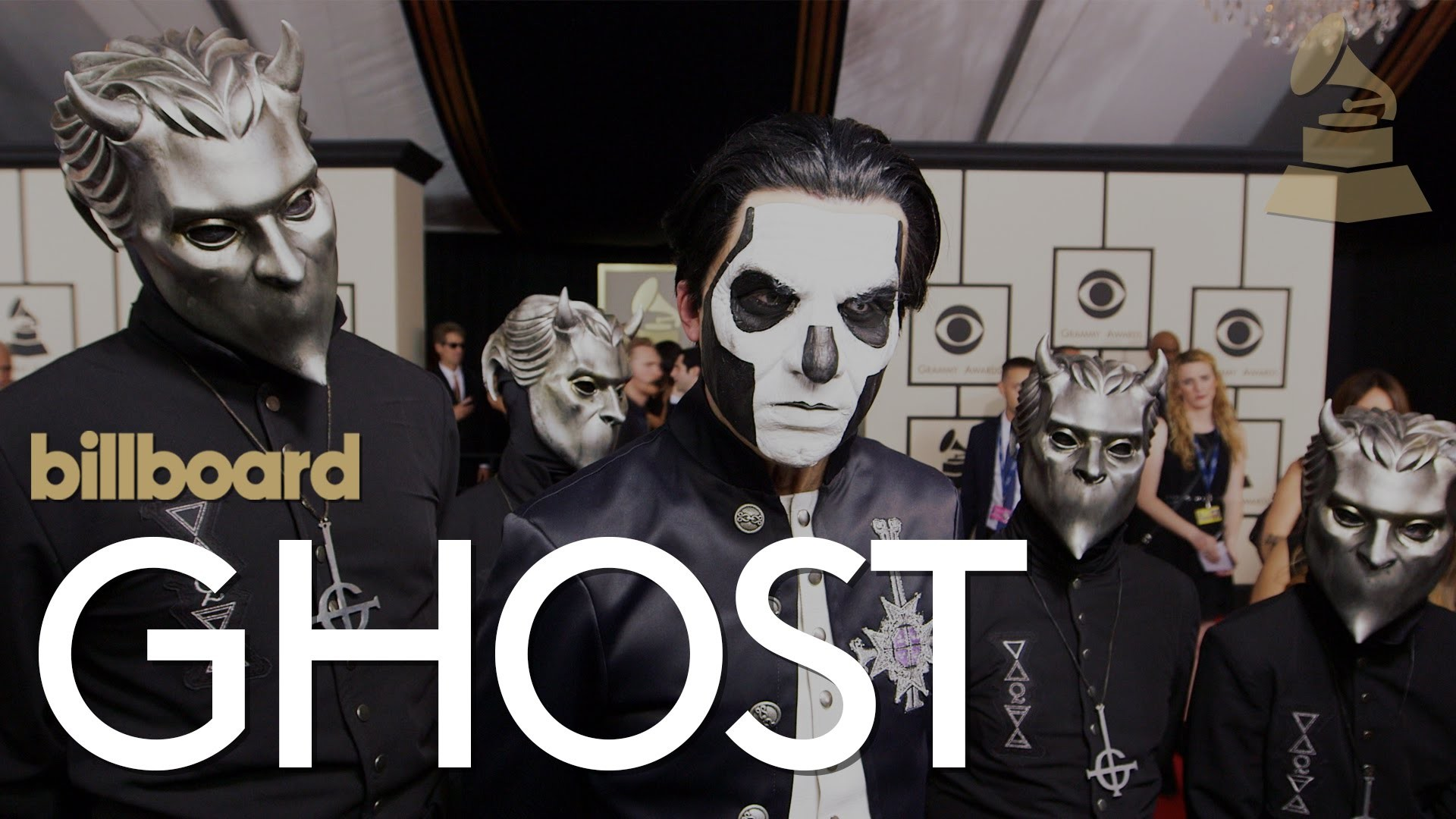 Res: 1920x1080, GHOST Papa Emeritus' Awkward First Interview on The GRAMMYS Red Carpet Is  Hilarious