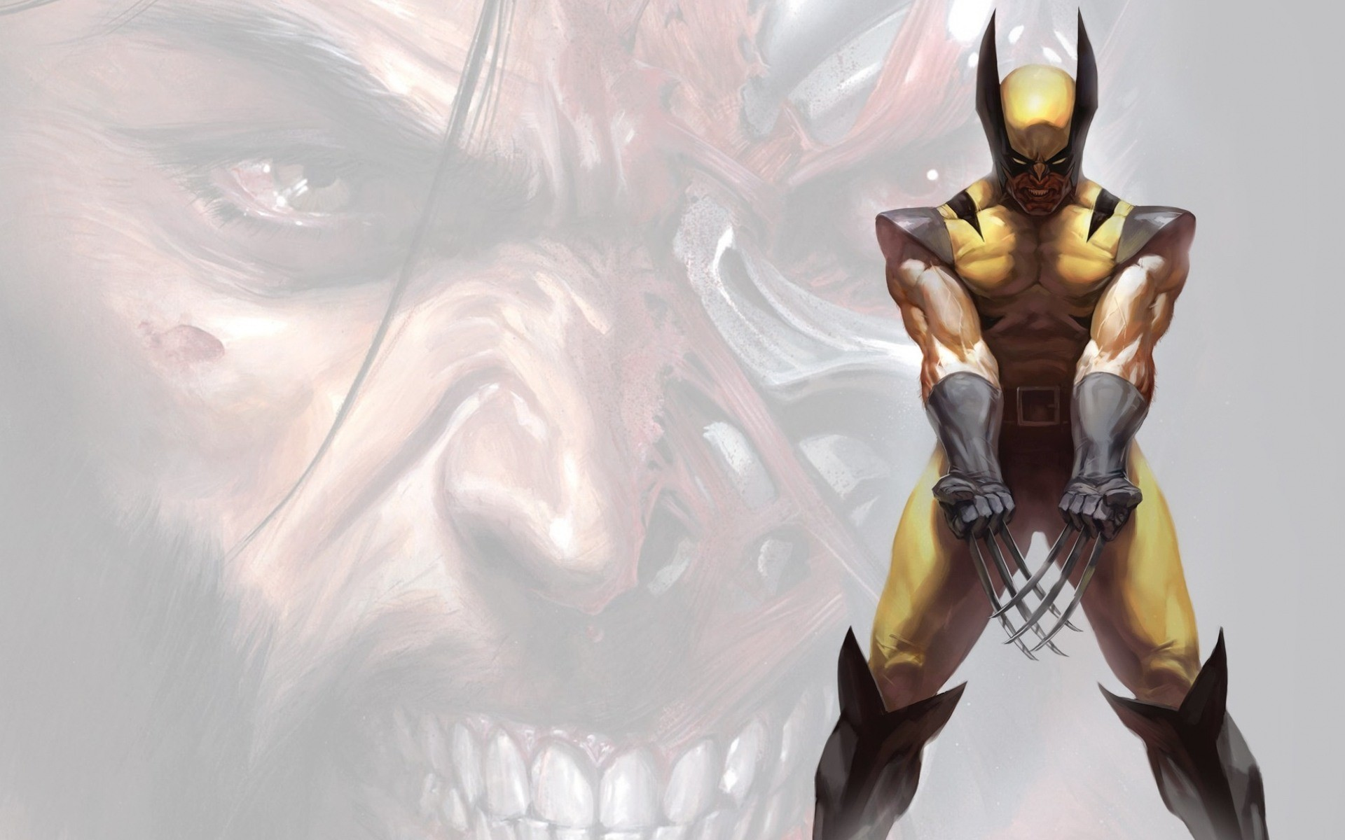 Res: 1920x1200, Wolverine, Marvel Comics, Hd Marvel Wallpapers, Cool, 1920×1200 Wallpaper HD