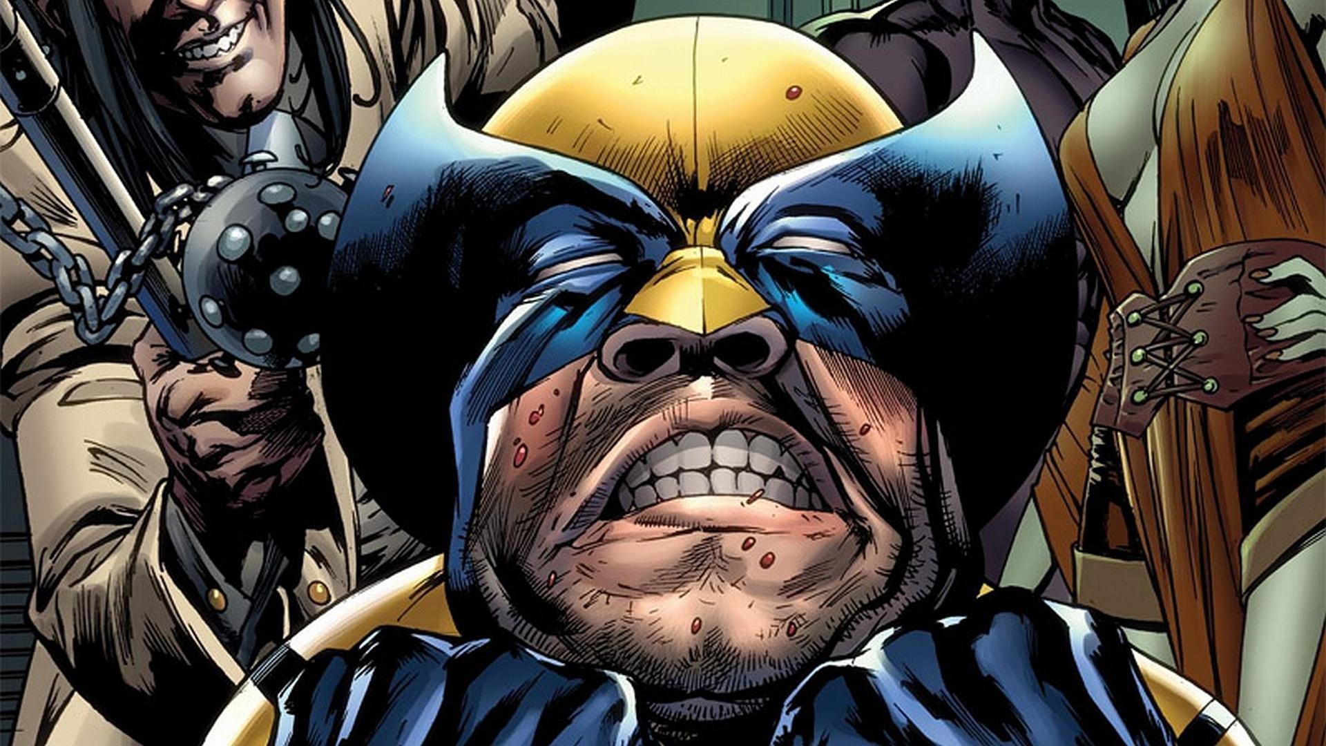Res: 1920x1080, Wolverine Comics background