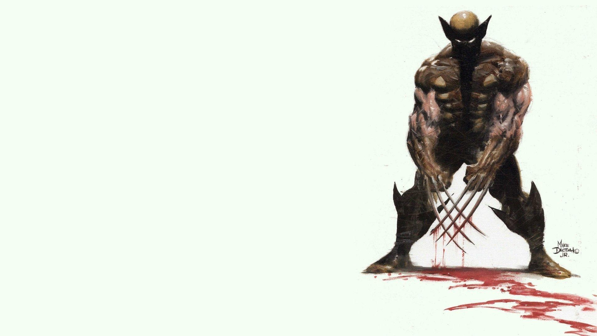 Res: 1920x1080, Wolverine comics- Wallpaper