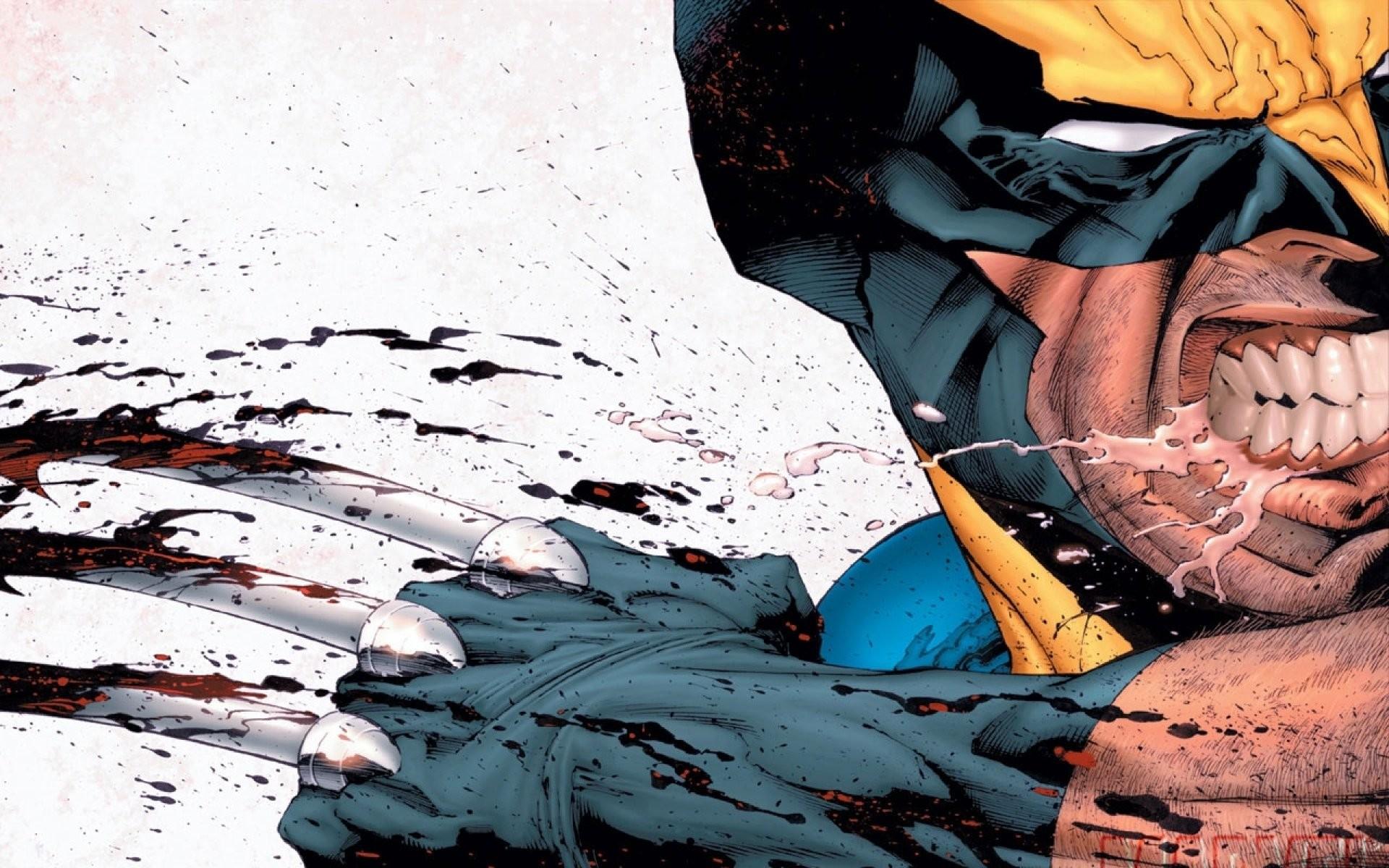 Res: 1920x1200, Favorite; Wolverine Comic Wallpaper ...