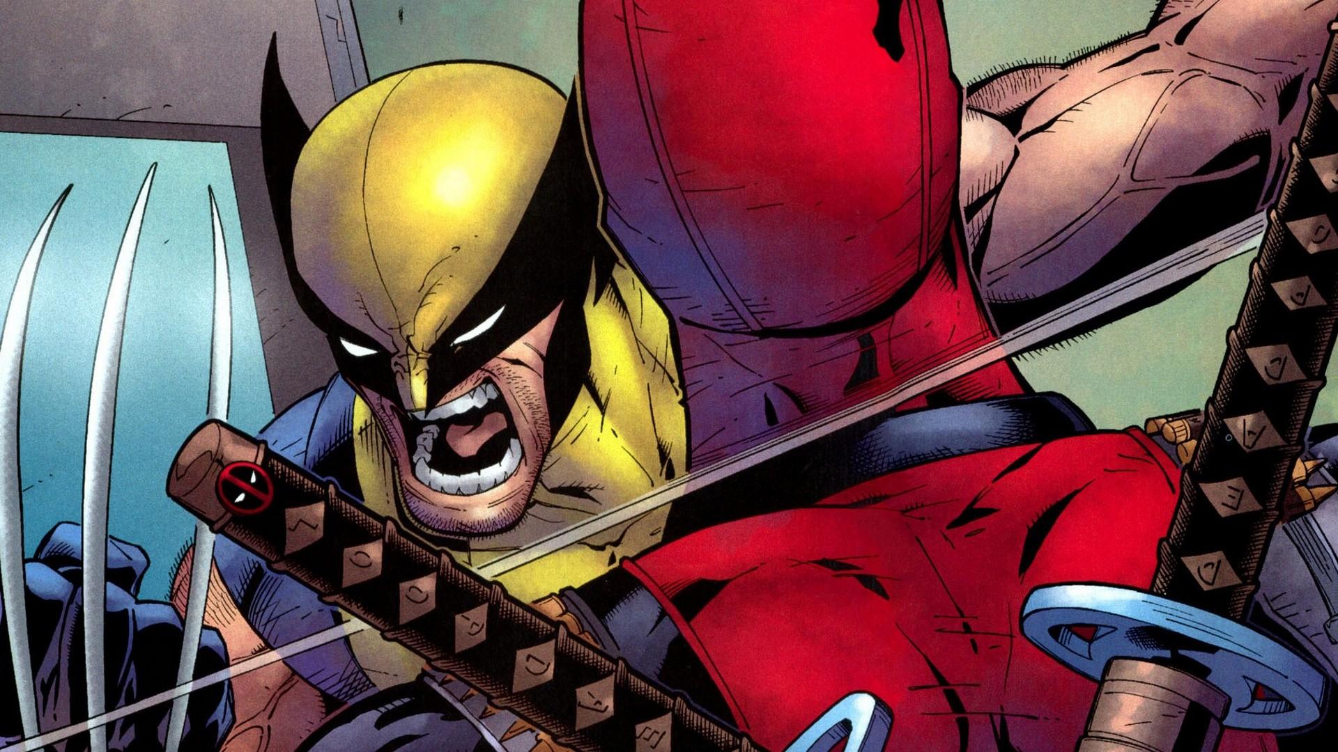 Res: 1920x1080, 3 X-Men Origins: Wolverine Vs Deadpool HD Wallpapers | Backgrounds -  Wallpaper Abyss