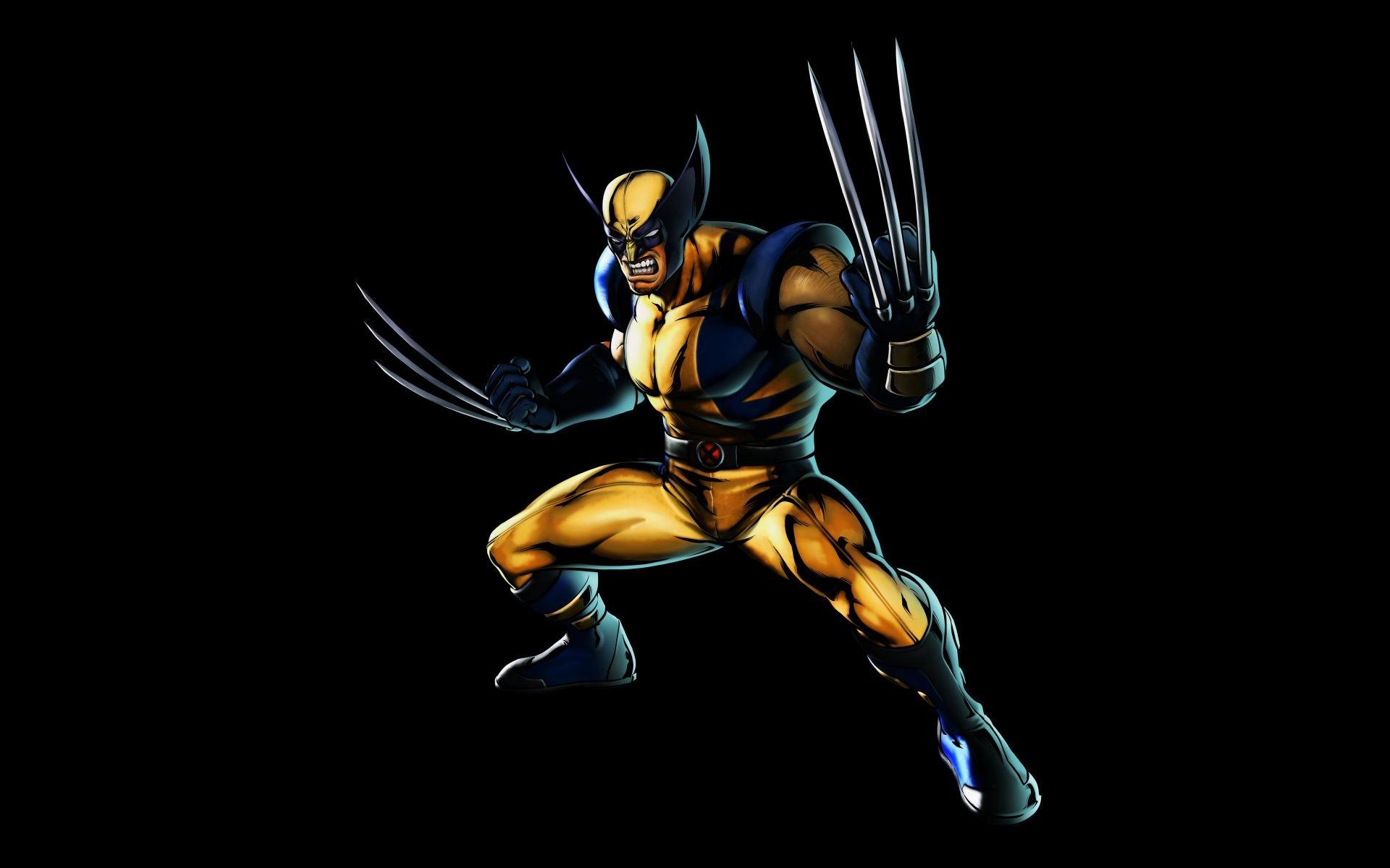 Res: 1920x1200, Wolverine (Marvel Comics) 8K. Â«Â«