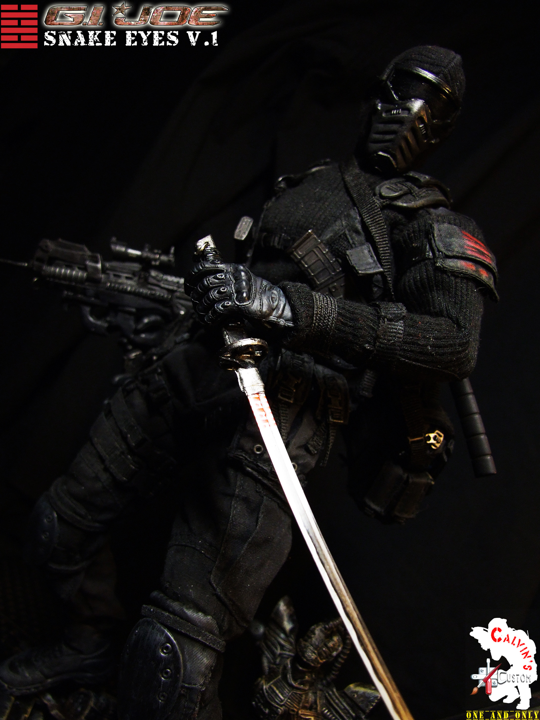 Res: 2136x2848, Snake Eyes images Calvin's Custom Snake Eyes Version 1 HD wallpaper and  background photos