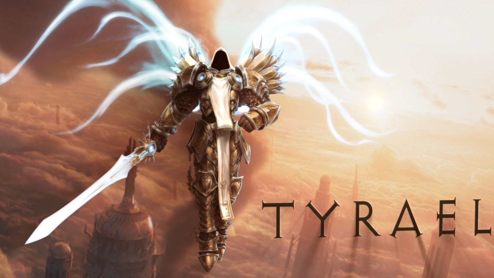 Res: 1920x1080, tyrael-wallpapers
