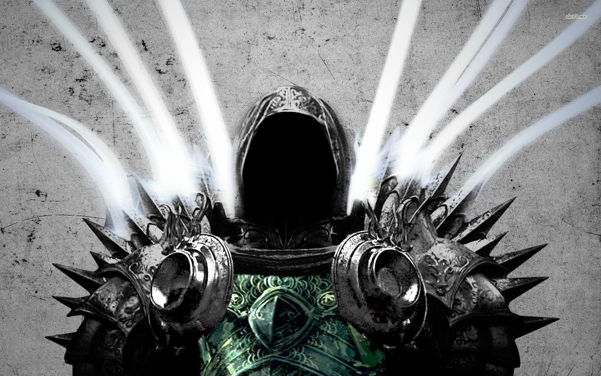 Res: 1920x1200, ... Tyrael - Diablo III wallpaper  ...