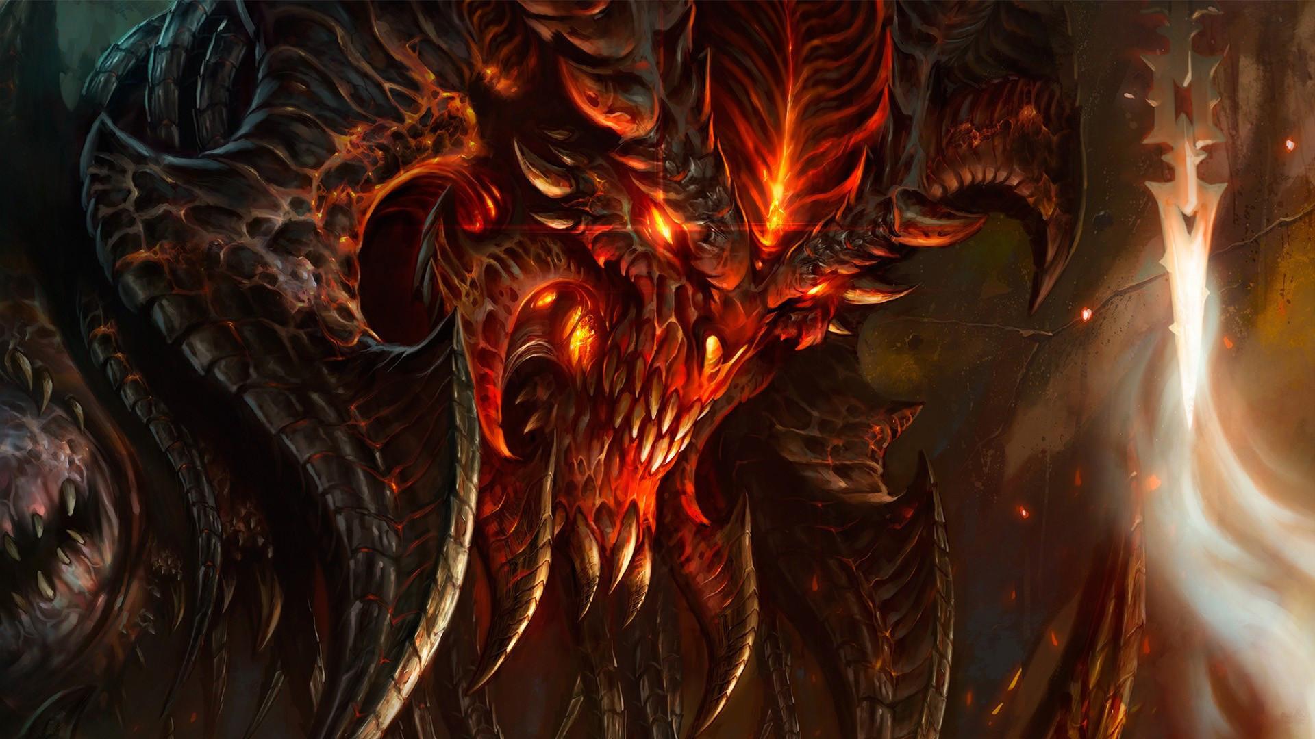 Res: 1920x1080, Diablo-III-epic-wallpaper