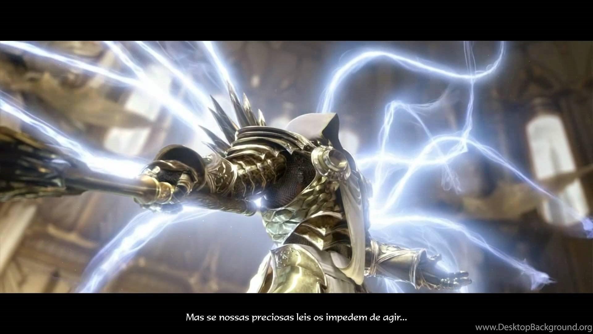 Res: 1920x1080, Source · Diablo 3 O Sacrificio De Tyrael Portugues HD YouTube Desktop