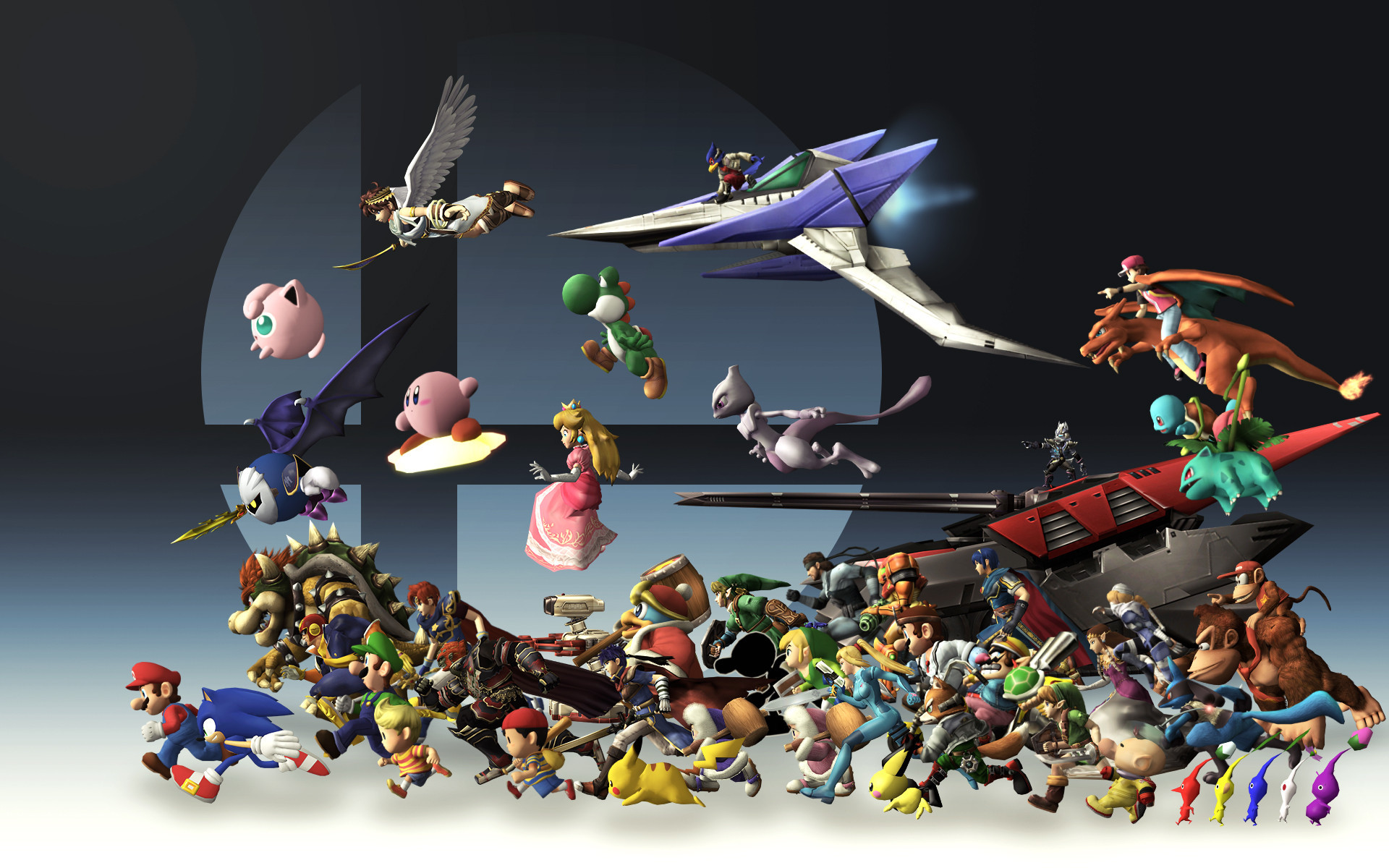 Ssbm Wallpapers Hd Wallpaper Collections 4kwallpaper Wiki