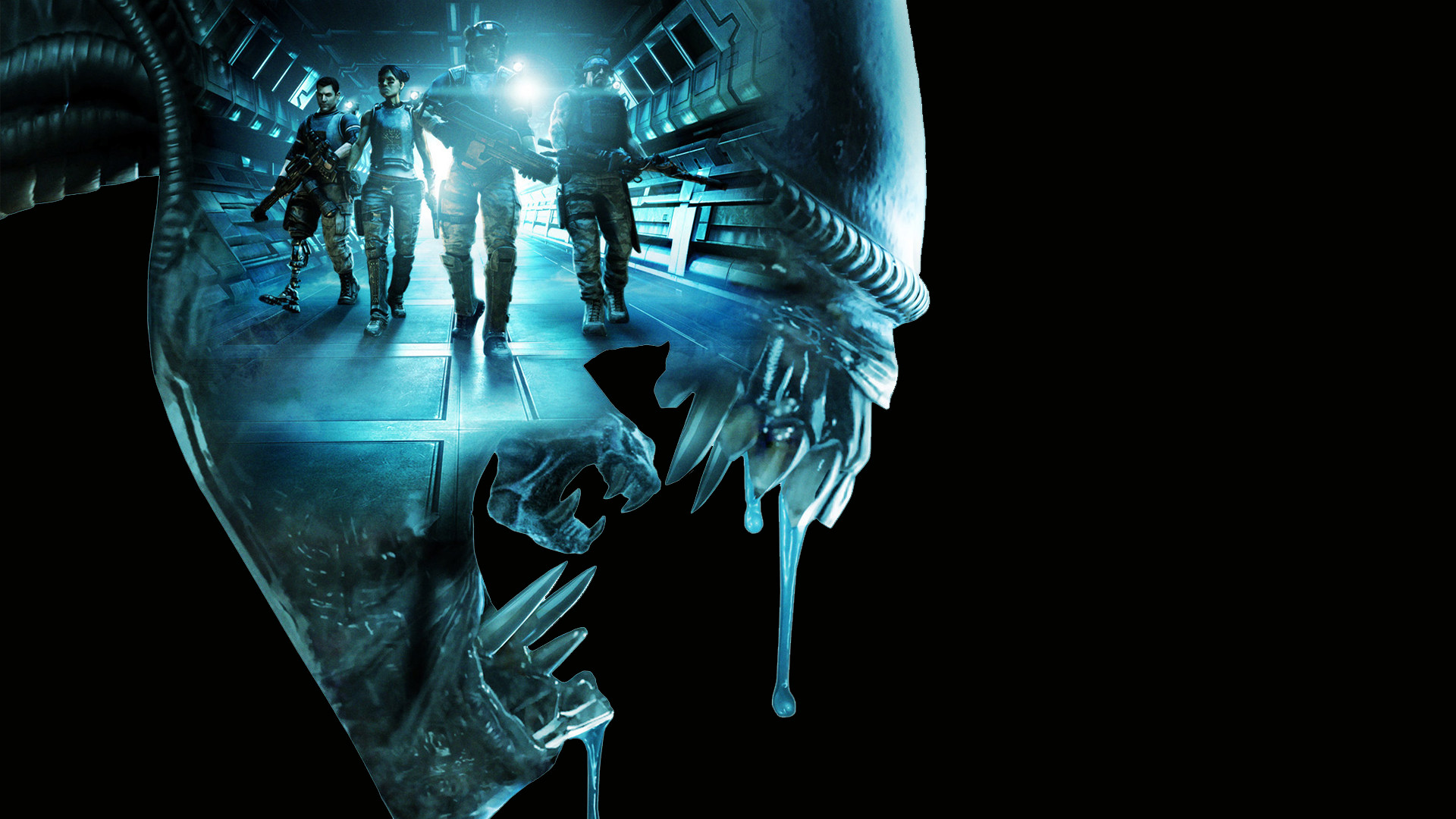 Res: 1920x1080, Aliens Colonial Marines
