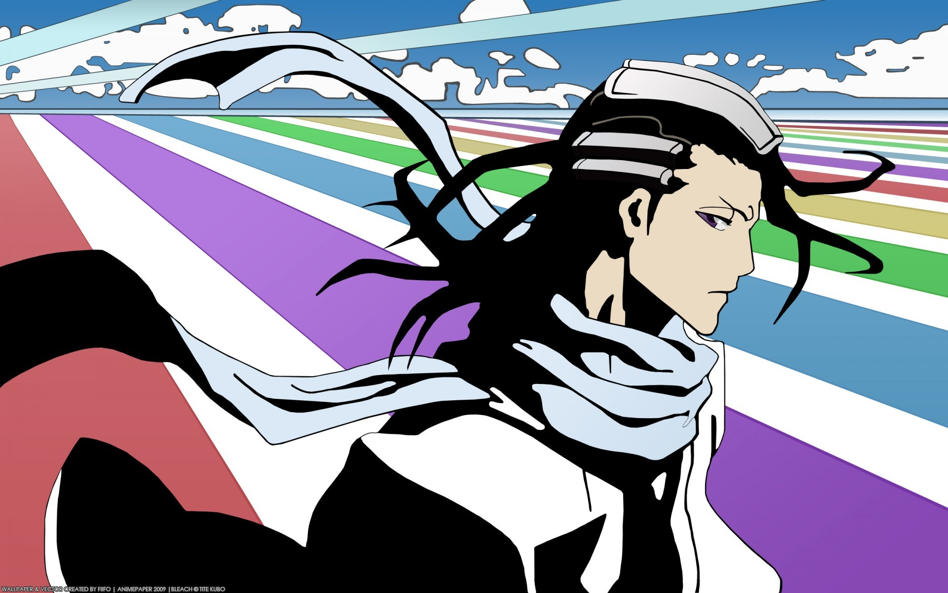 Res: 1920x1200, Bleach Forever images Kuchiki Byakuya HD wallpaper and background photos