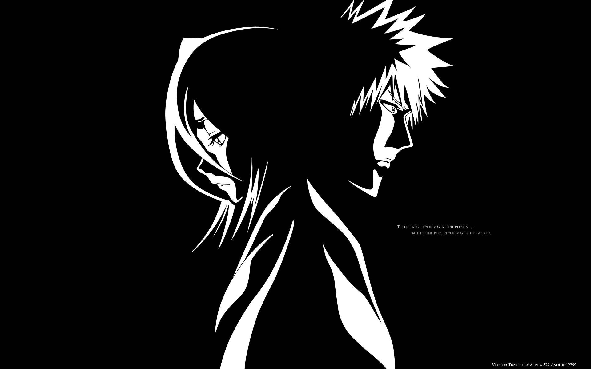 Res: 1920x1200, Cool Bleach Wallpapers Group 1920×1080 Cool Bleach Backgrounds | Adorable  Wallpapers