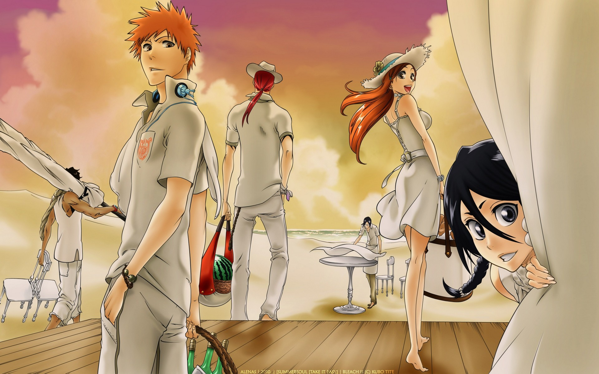 Res: 1920x1200, Bleach Orihime wallpaper 1243887