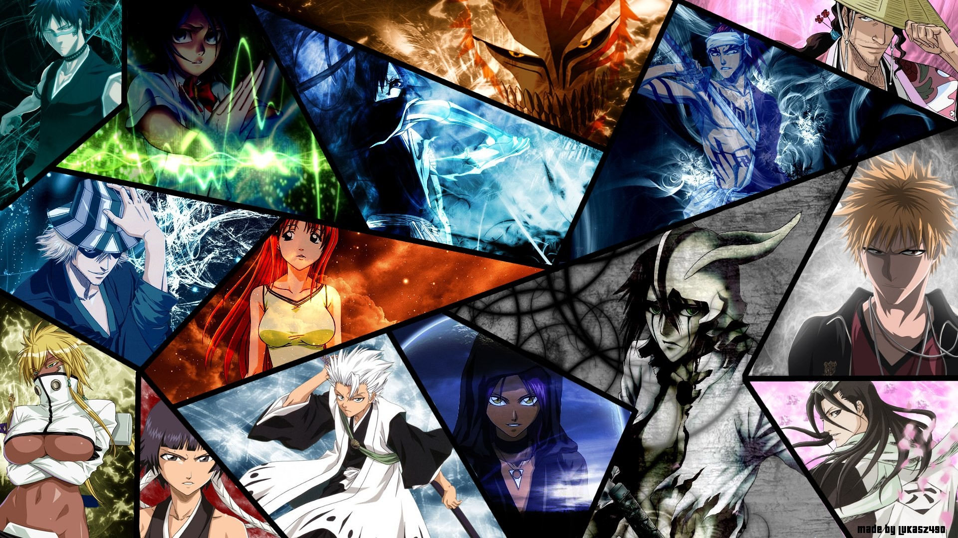 Res: 1920x1080, Bleach Wallpaper 1920 x 1080
