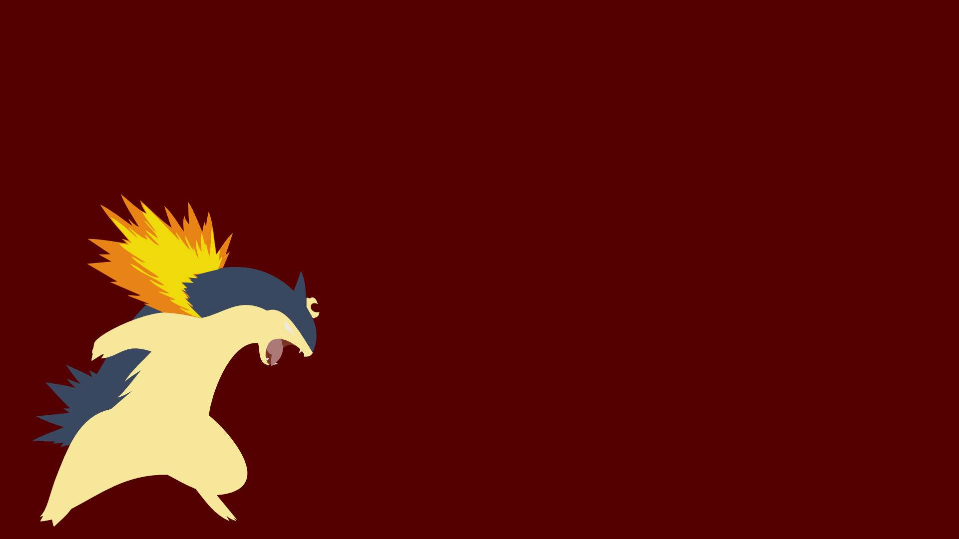 Res: 1920x1080, Typhlosion Wallpapers HD   Full HD Pictures