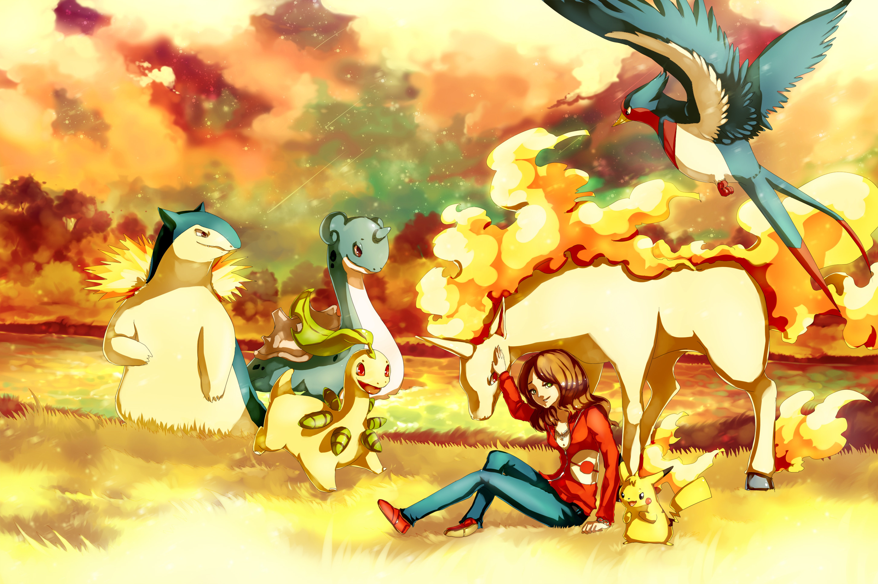 Res: 2904x1932, Pokemon universe Full HD Wallpaper and Background Image       ID:615000
