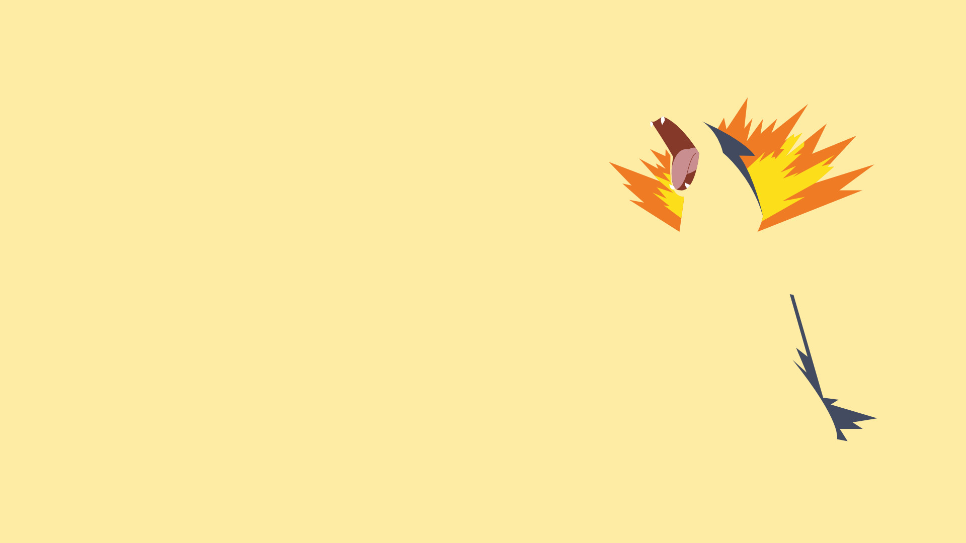 Res: 1920x1080, Typhlosion by MaielloFellow Typhlosion by MaielloFellow