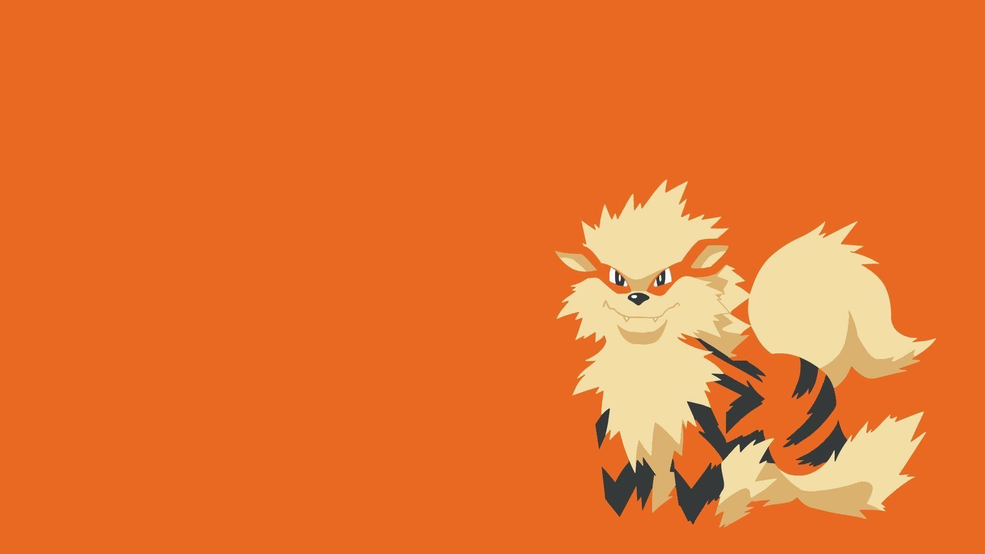 Res: 1920x1080, Arcanine Wallpapers