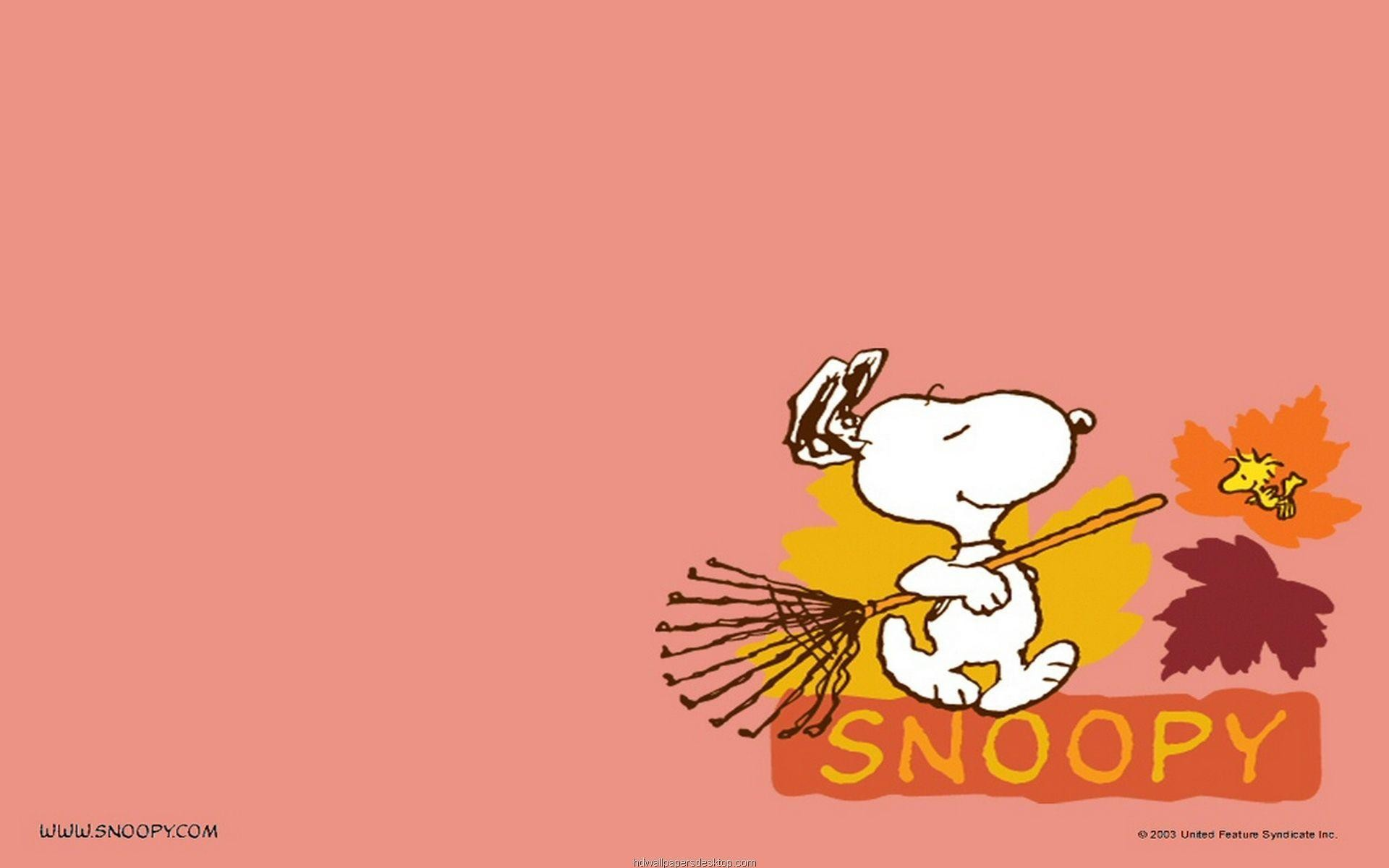 Res: 1920x1200, Snoopy Wallpaper