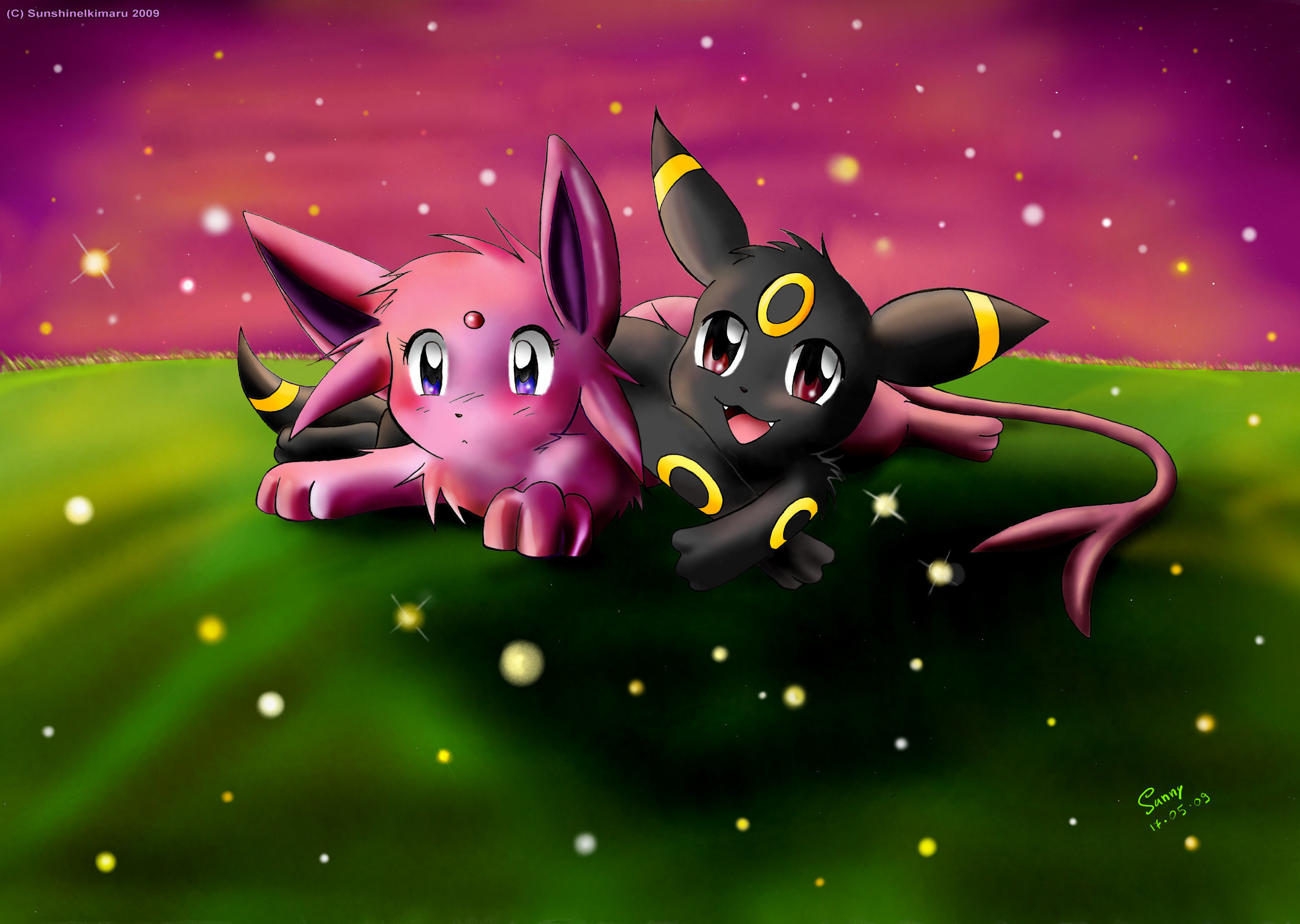 Res: 2560x1820, Espeon images Espeon and Umbreon HD wallpaper and background photos