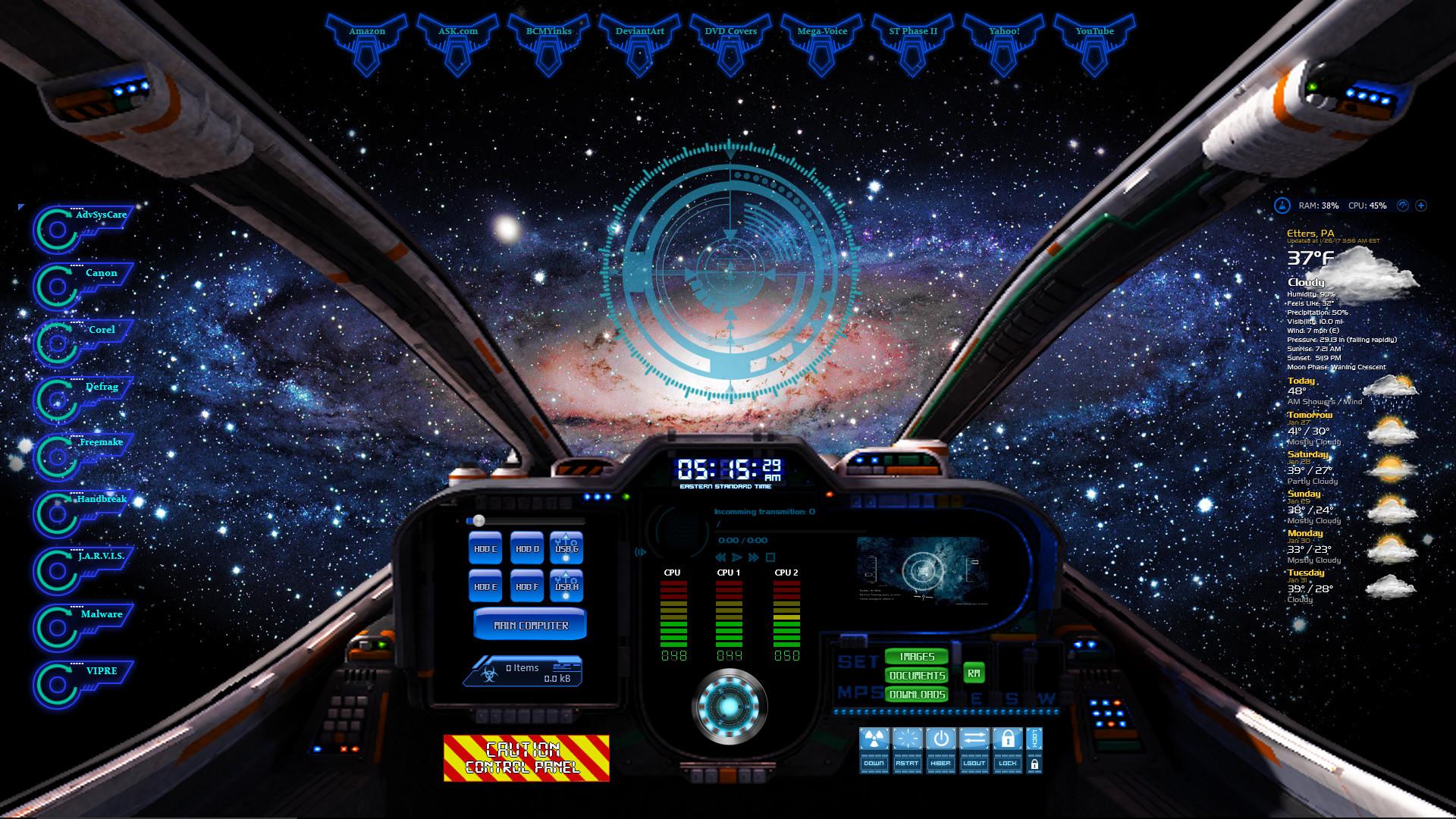 Res: 1920x1080, Resultado de imagem para spaceship cockpit