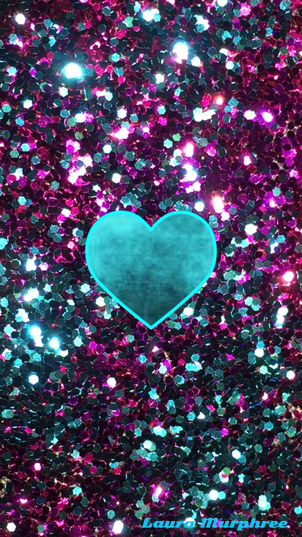 Res: 1152x2048, Glitter phone wallpaper sparkle background sparkling bling sparkles blue  pink colorful