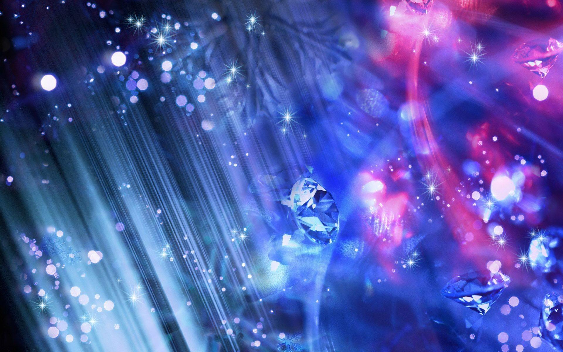 Res: 1920x1200, Blue Diamonds Wallpaper Widescreen