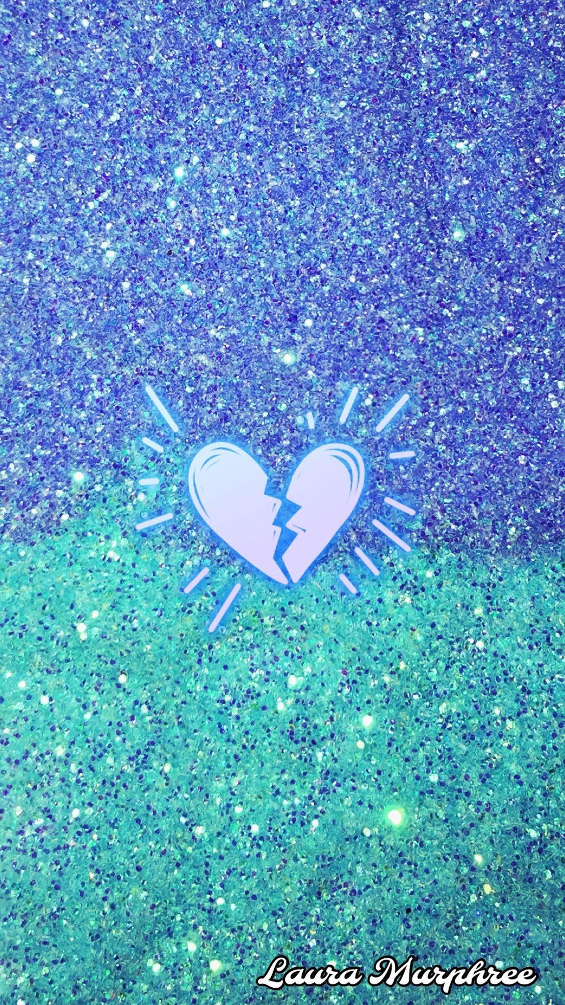 Res: 1152x2048, Glitter phone wallpaper Sparkle backgrounds sparkling glittery pretty girly  shimmer heart #GlitterFondos