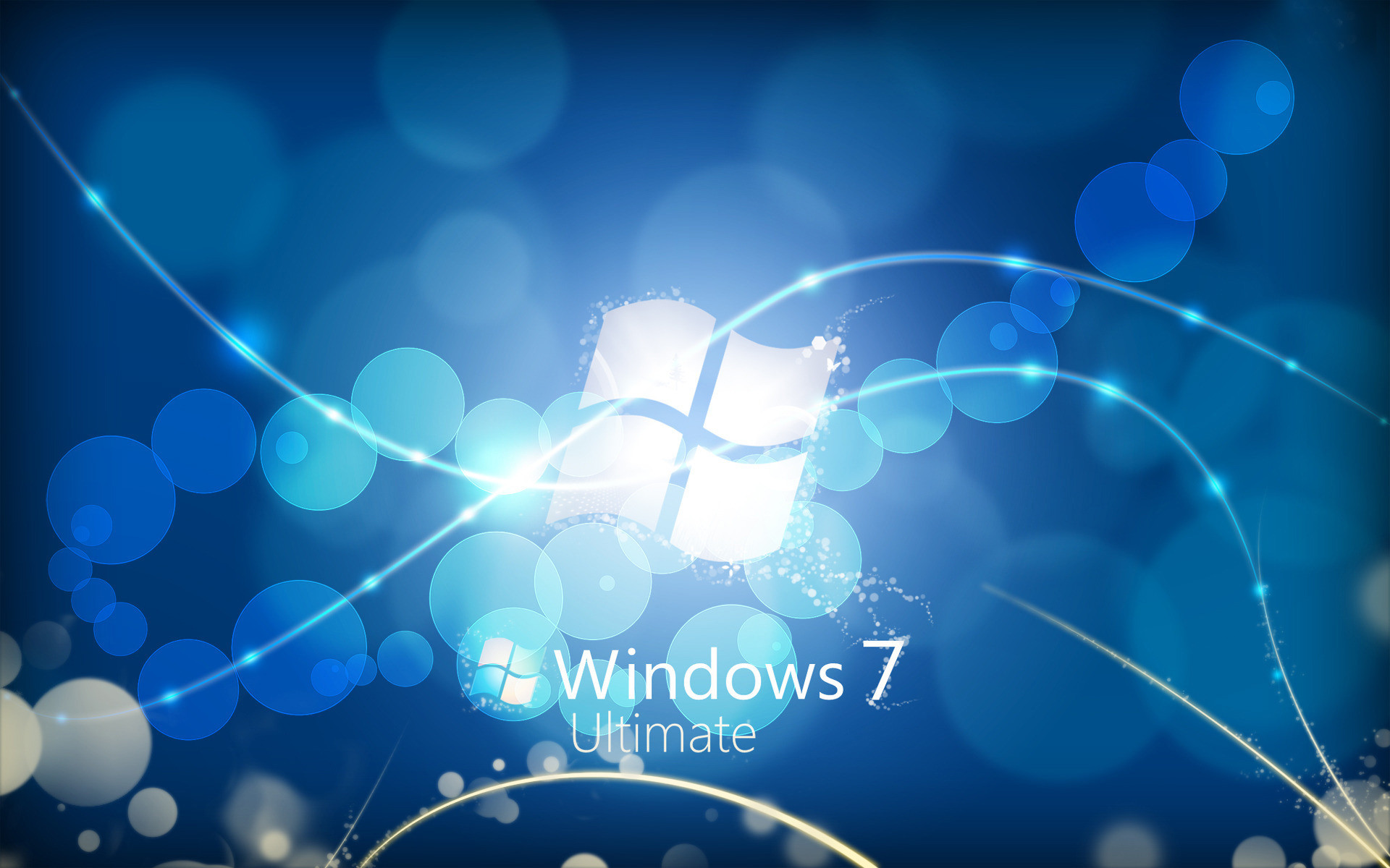 Res: 1920x1200, ... HD Blue Sparkle Wallpapers for Windows 7 Ultimate ...