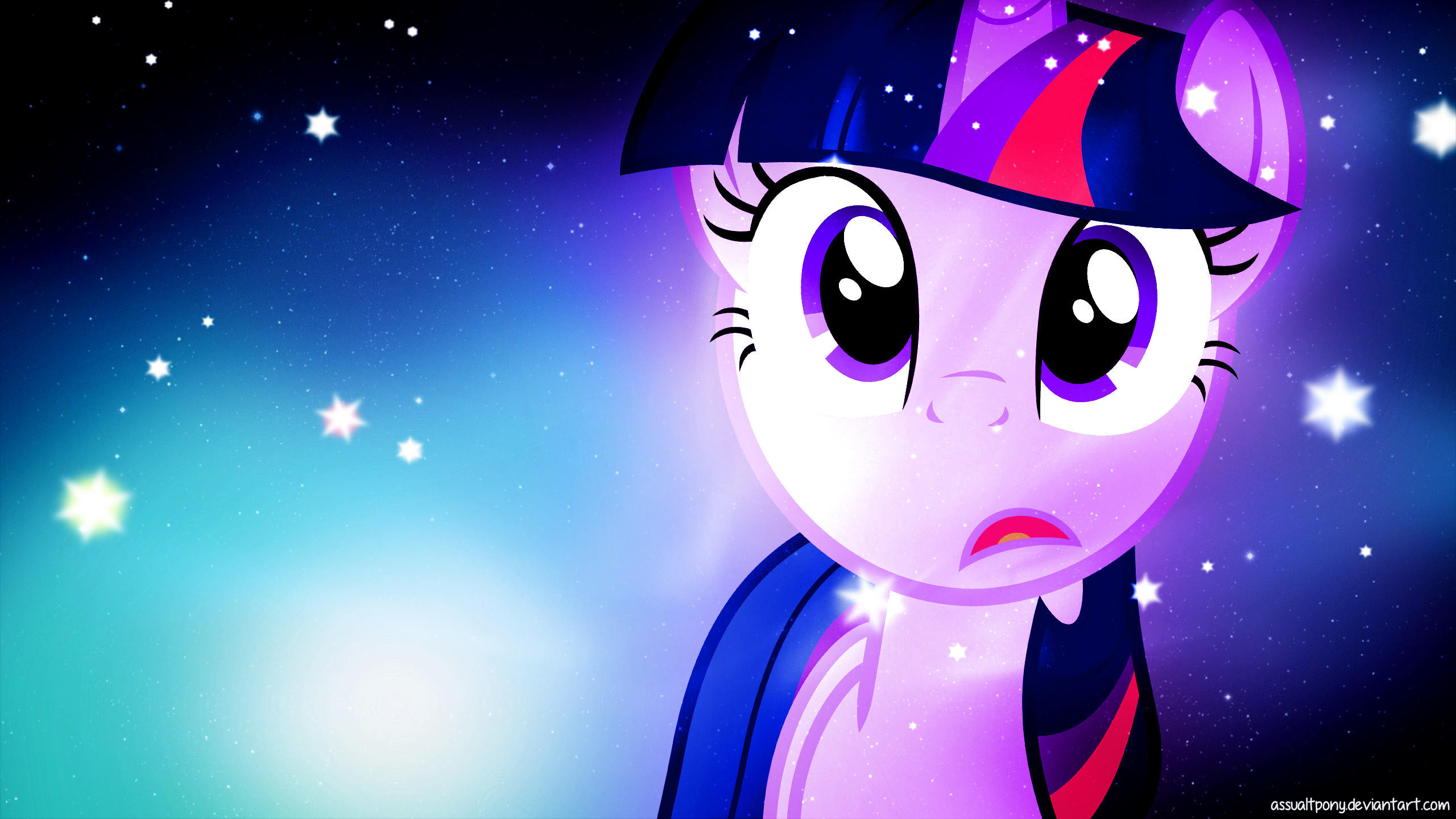 Res: 2560x1440, Shocked Twilight Sparkle Wallpaper by FlipsideEquis Shocked Twilight Sparkle  Wallpaper by FlipsideEquis