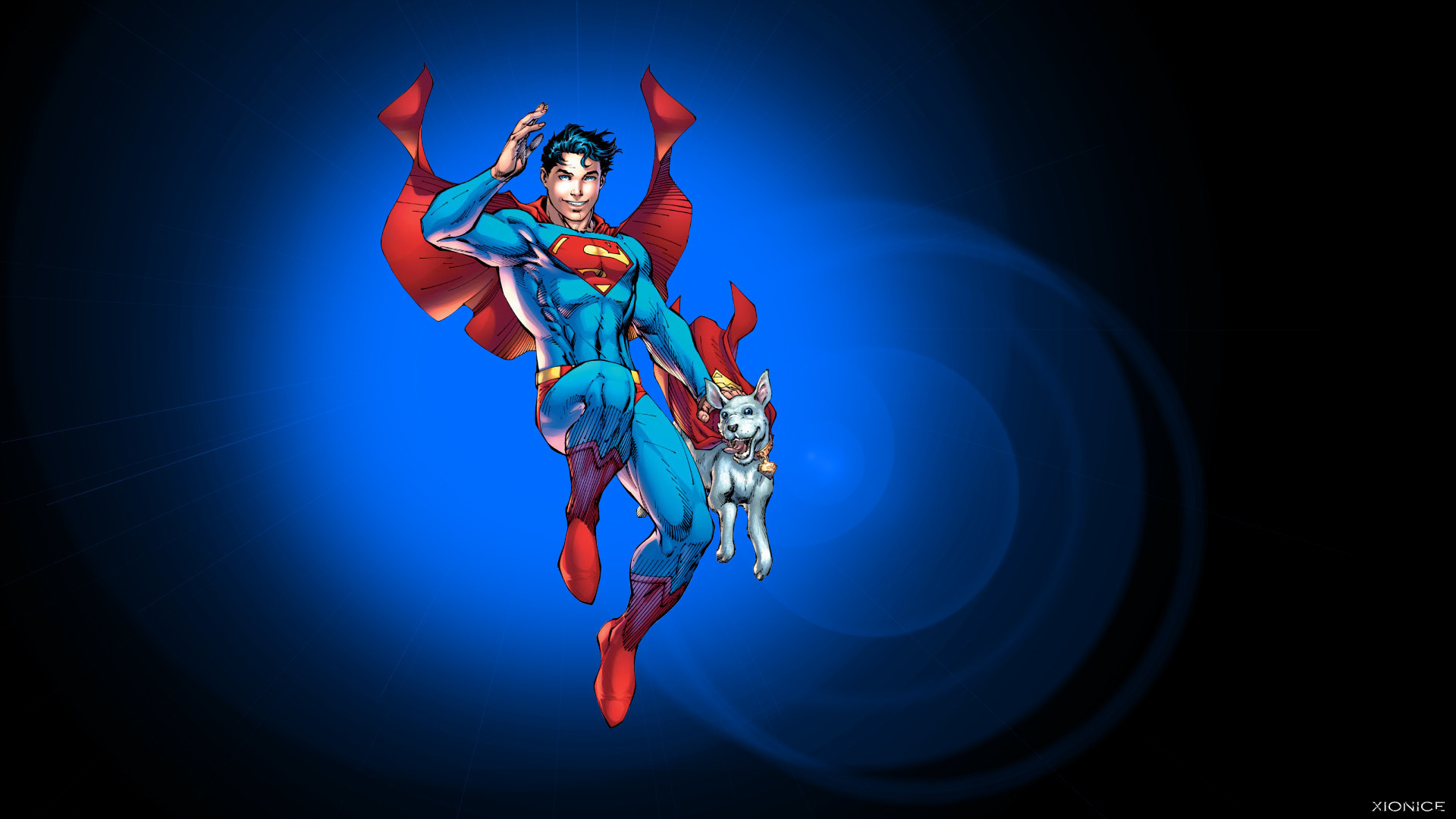 Res: 1920x1080, Superboy Wallpapers 15 - 1920 X 1080
