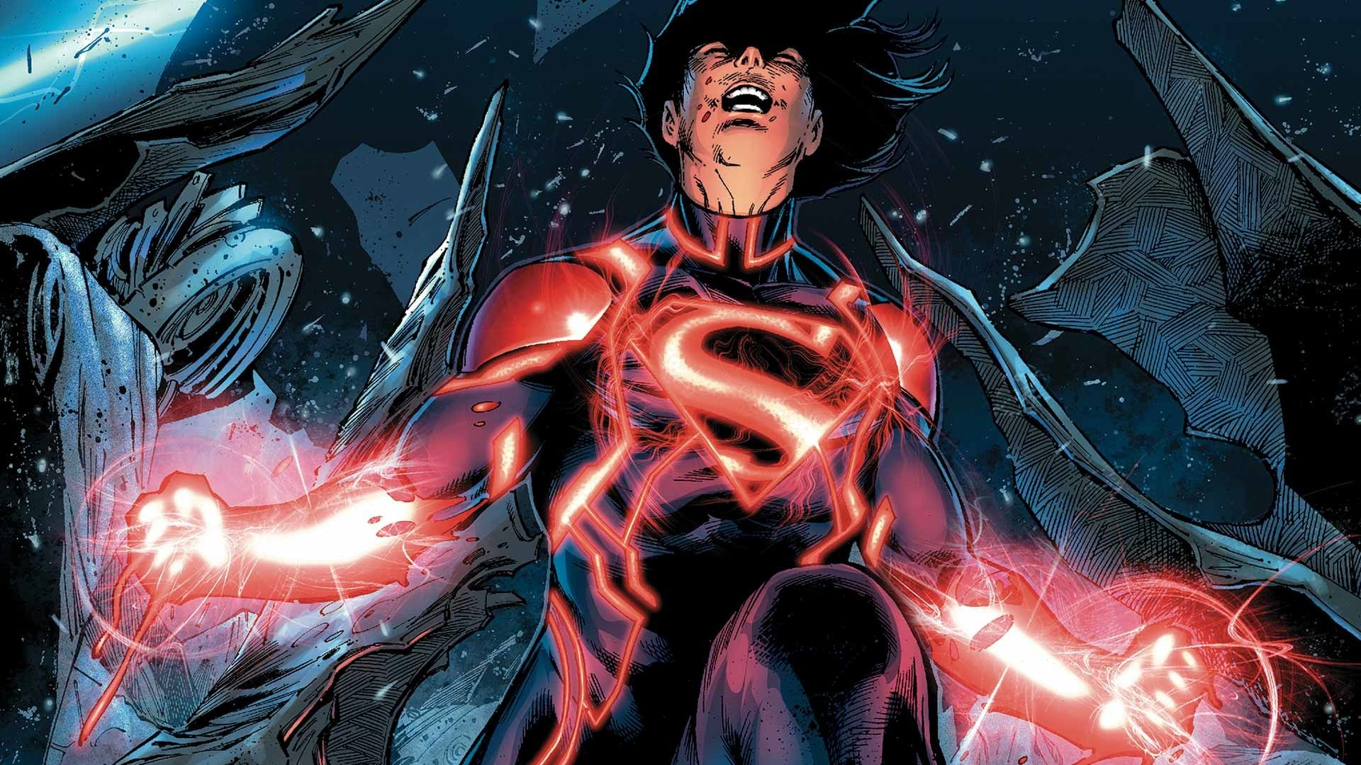 Res: 1920x1080, Superboy Wallpapers