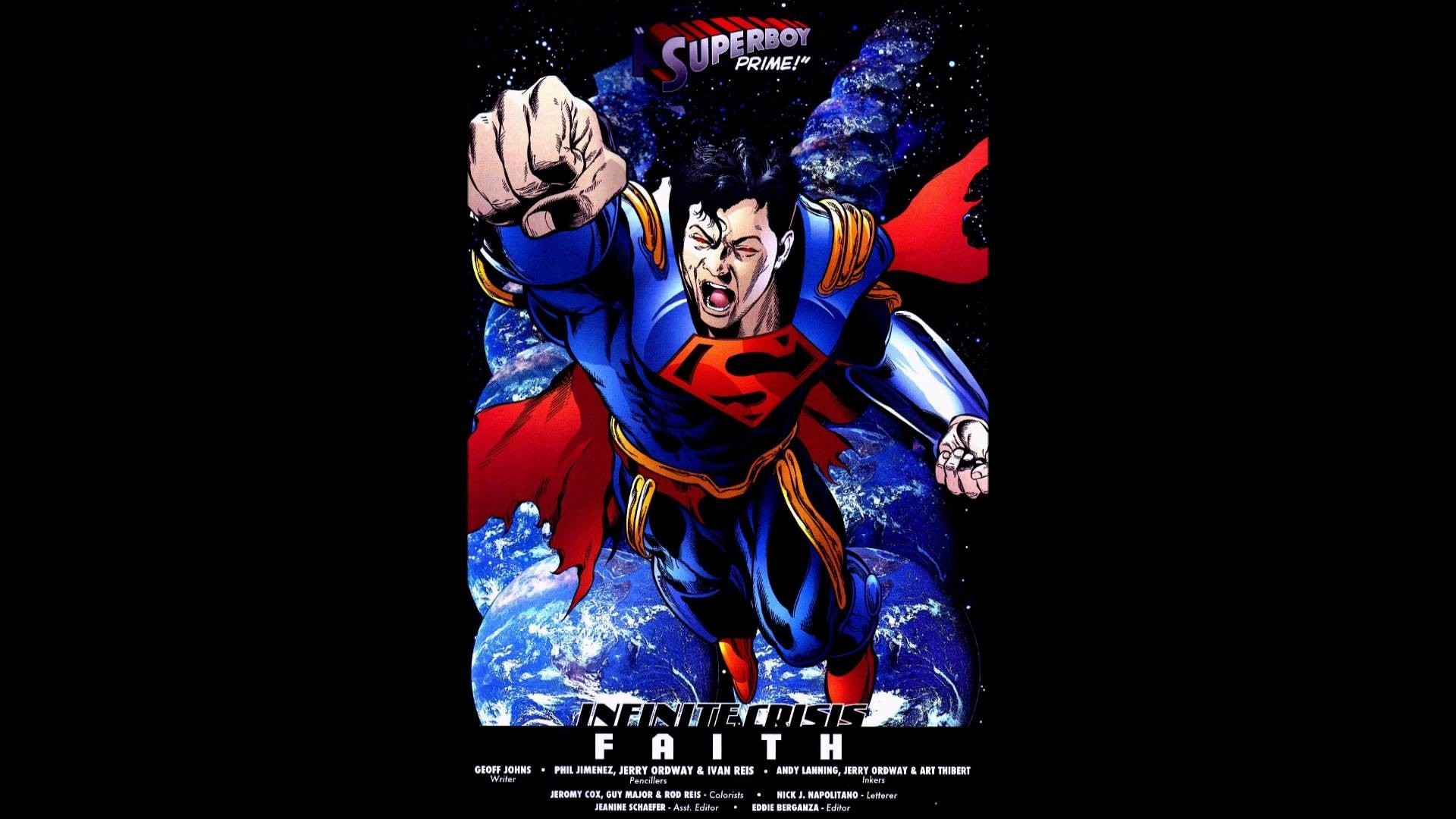 Res: 1920x1080, Superboy Wallpapers 17 - 1920 X 1080