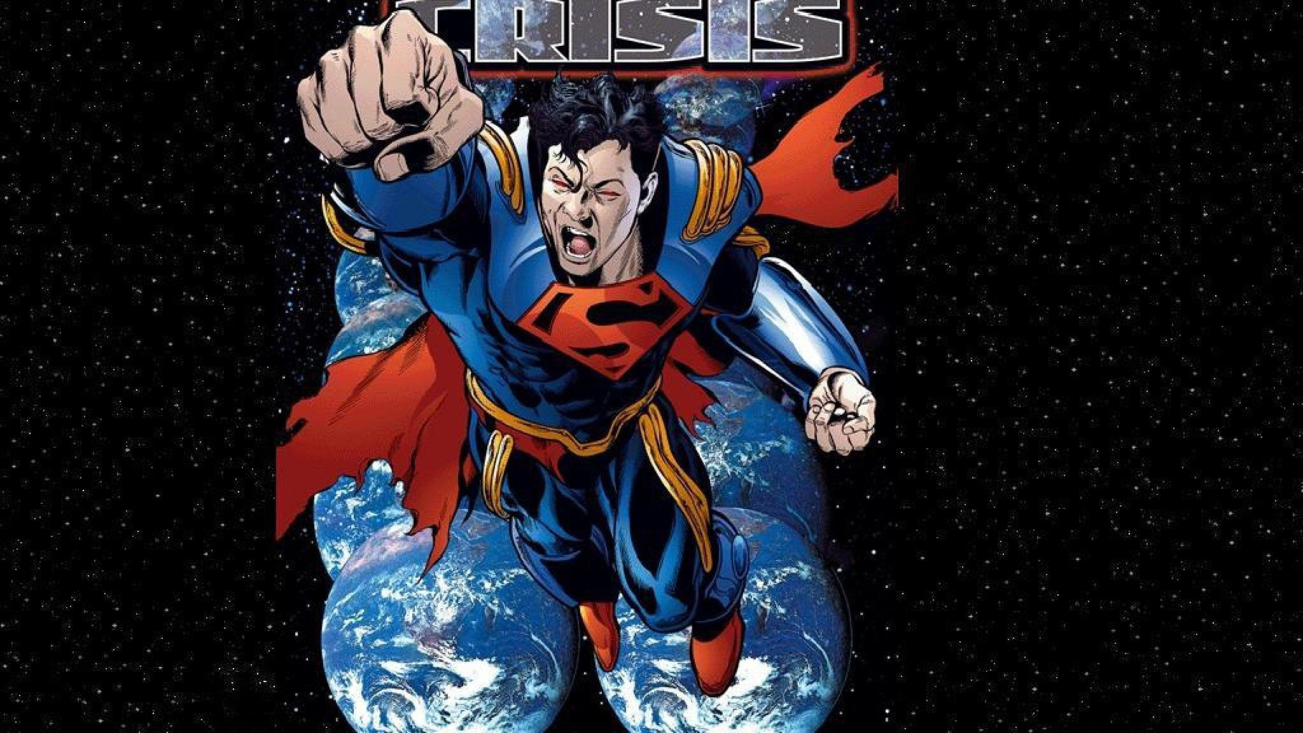 Res: 2560x1440, Superboy Prime 16656 - Superboy Prime Wallpaper