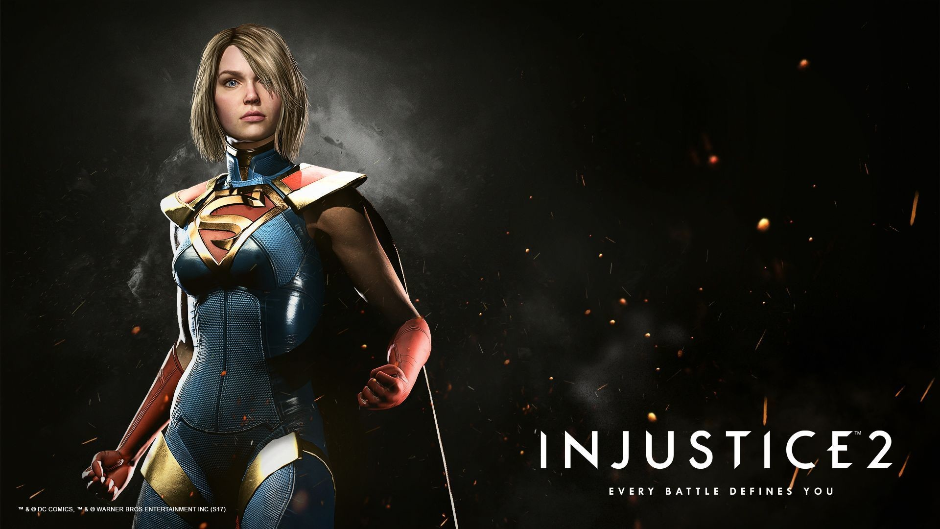 """Res: 1920x1080, Official """"Injustice 2"""" Wallpapers"""