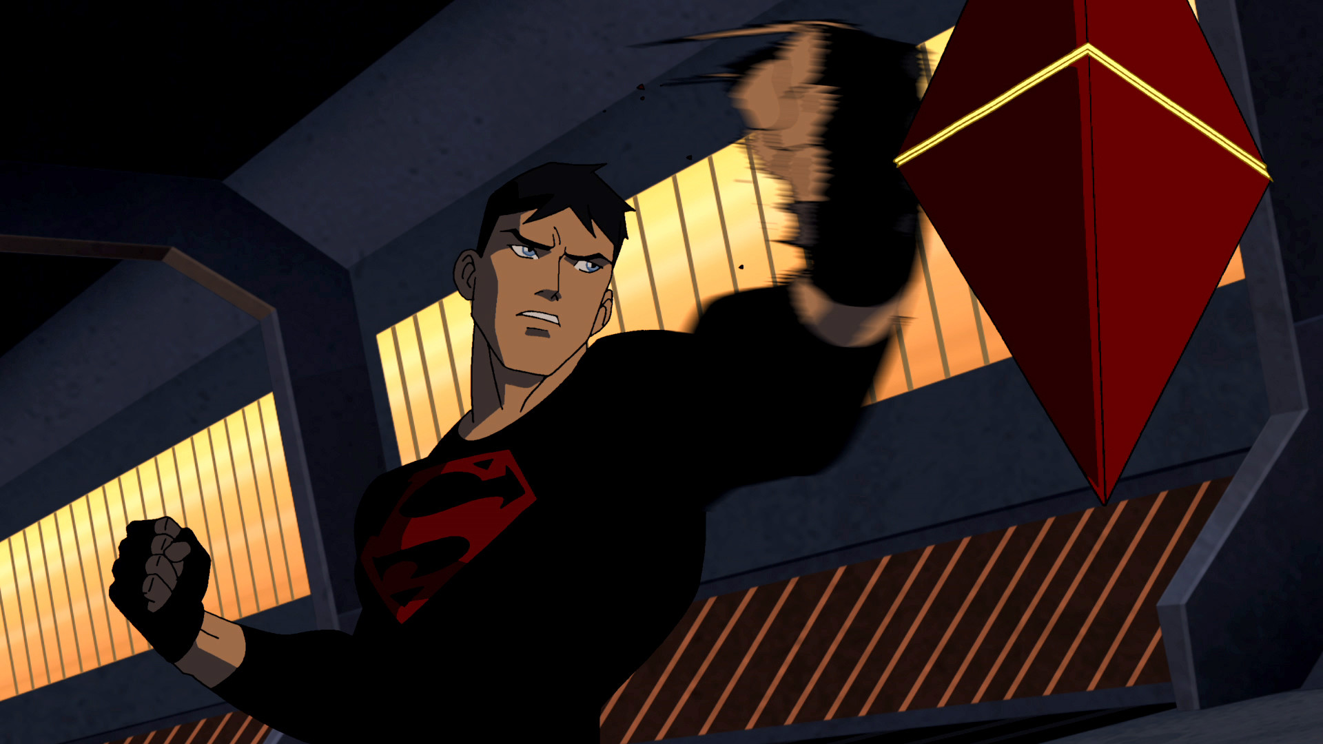Res: 1920x1080, Superboy-Young-Justice-Cool