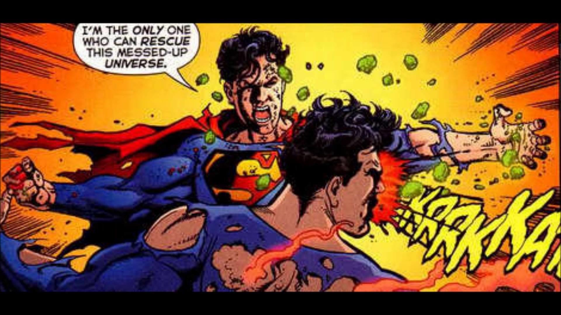 Res: 1920x1080, SUPERBOY PRIME: Death of Superman Music Video