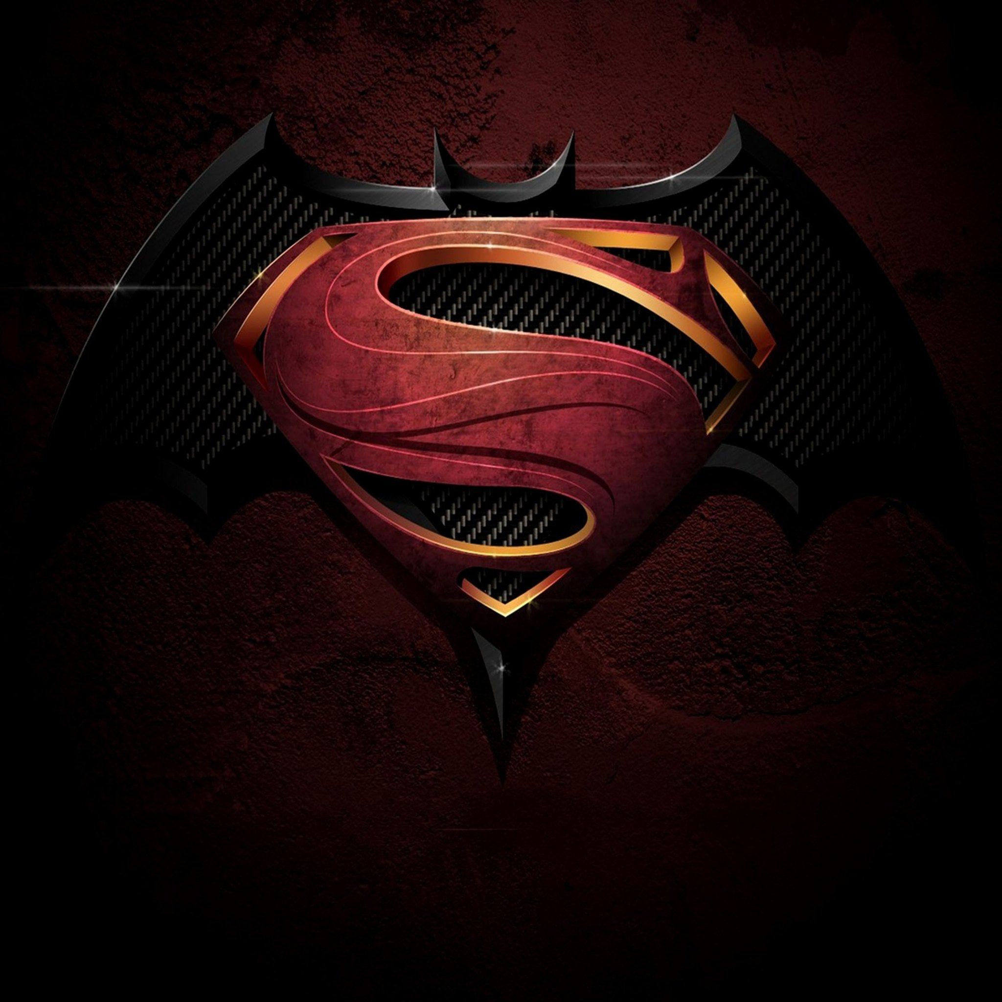 Res: 2048x2048, Tap to check out the coolest Batman VS Superman Wallpapers collection for