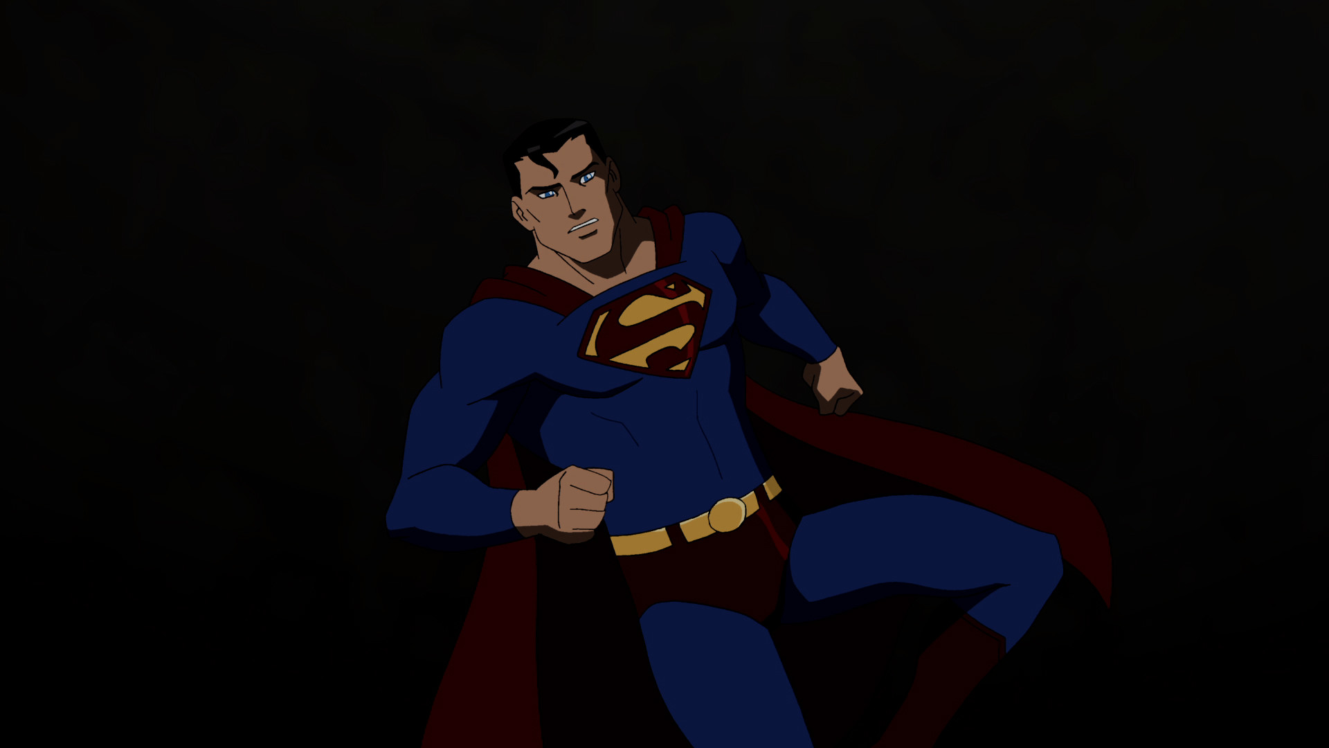 Res: 1920x1080, Young Justice: Superman and Superboy by YorkeMaster on DeviantArt