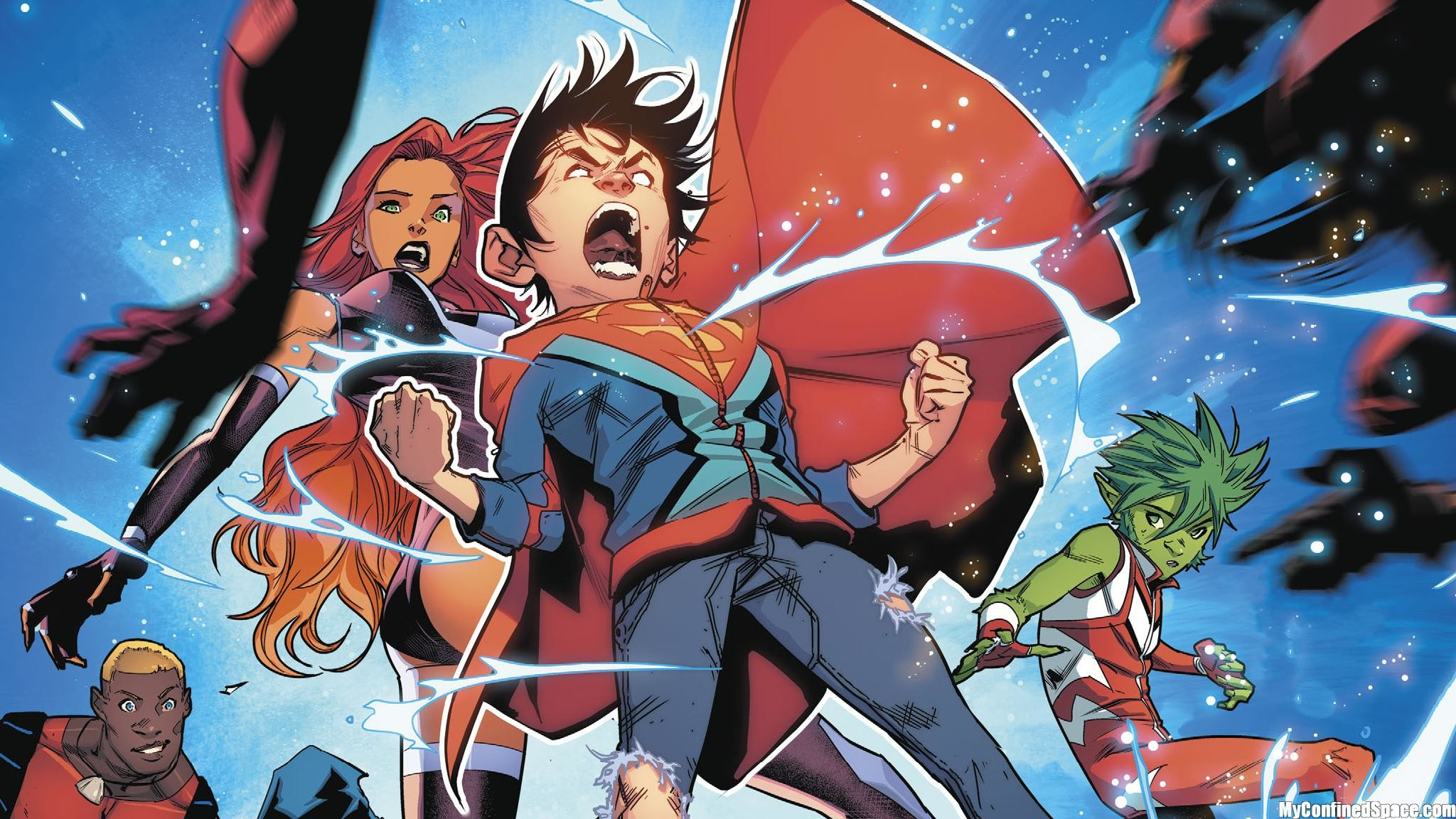 Res: 2048x1152, Superboy and Krypto by Artgerm Source · Superboy is angry MyConfinedSpace  Source · Superboy Wallpaper Wallpapers Browse