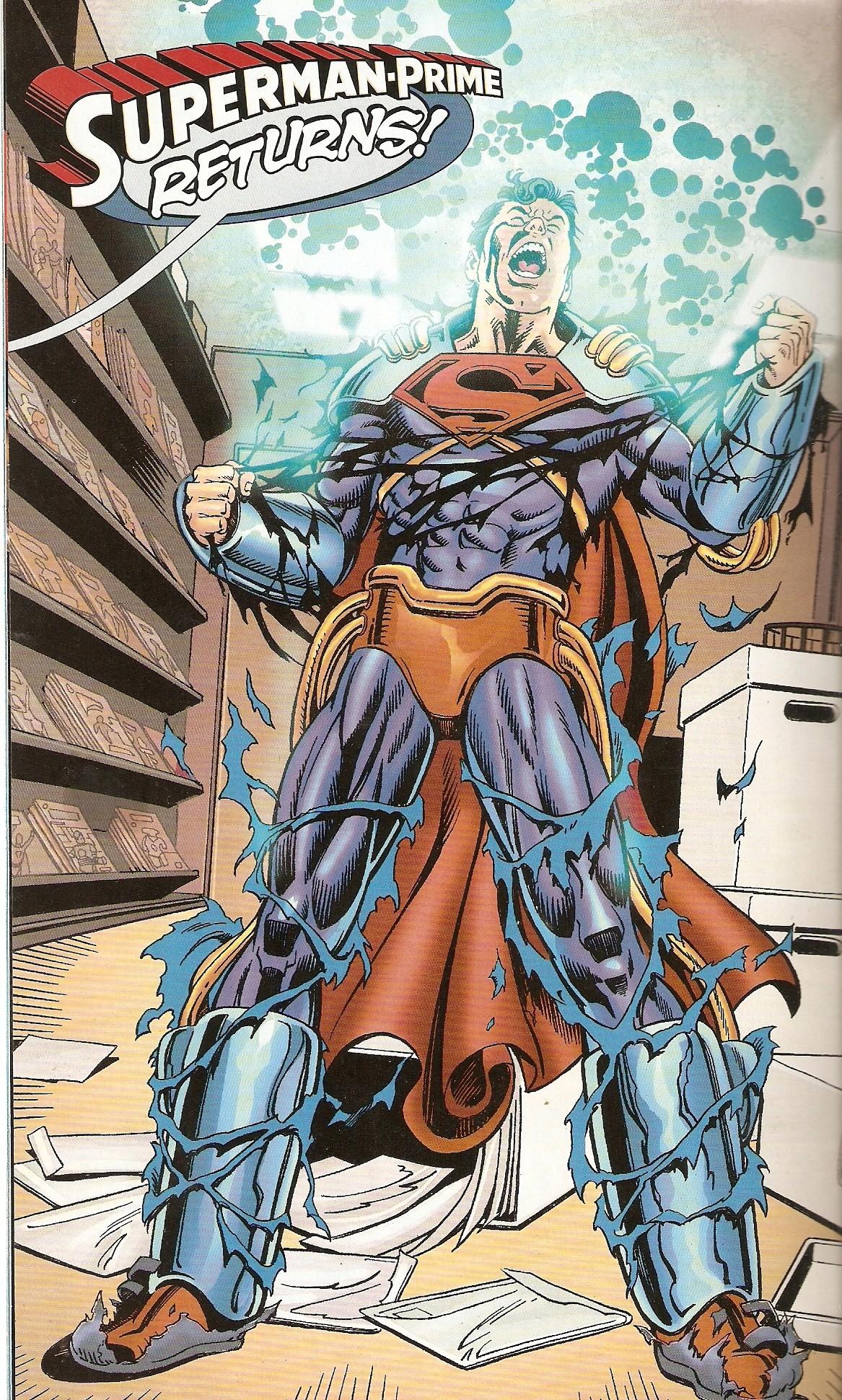Res: 1167x1940, Superboy Prime