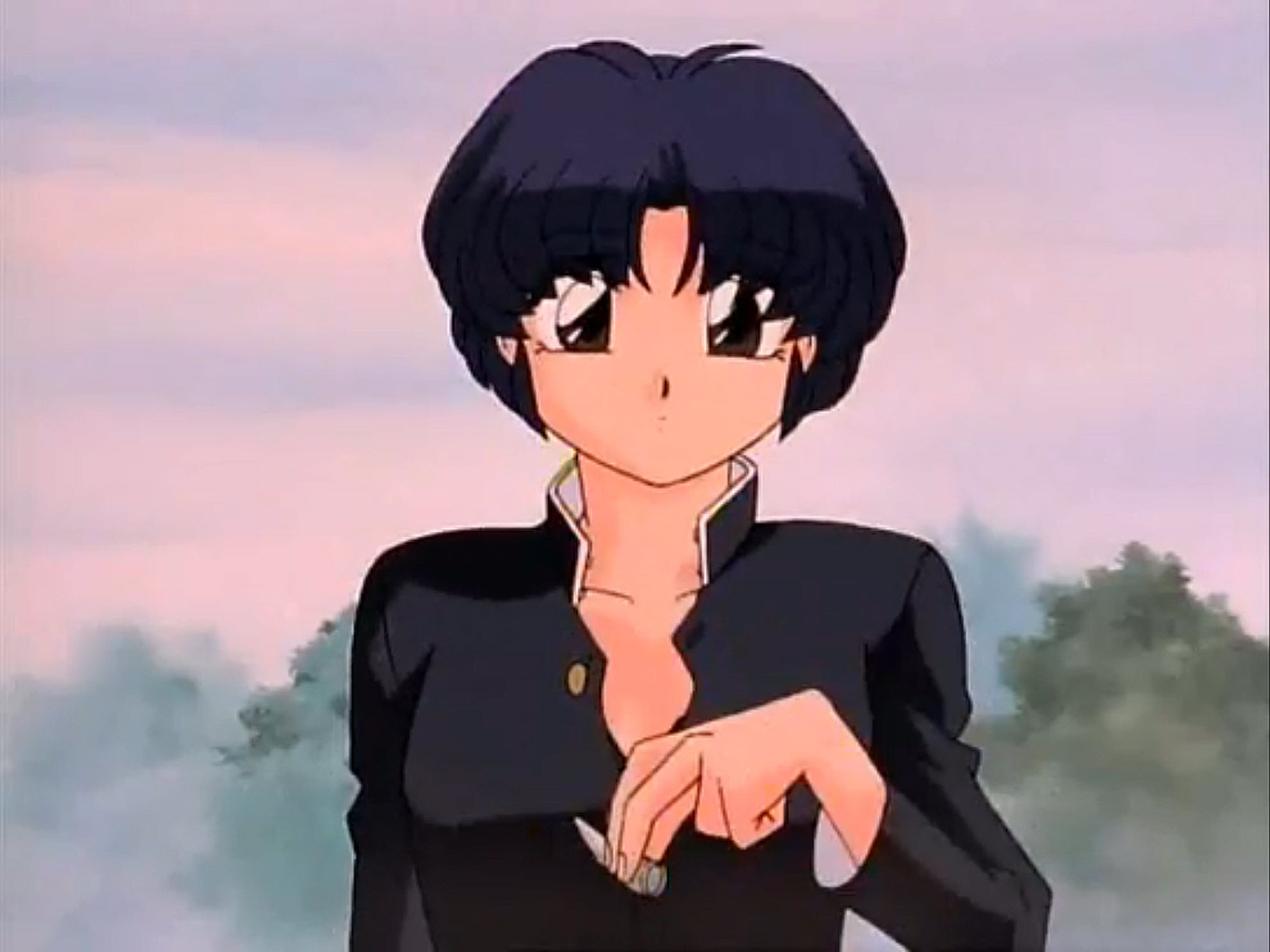 Res: 1980x1486, ranma 1 2 (a boy who changes in to a girl) images ranma 1/2 _ Akane's rush  to save Ranma HD wallpaper and background photos