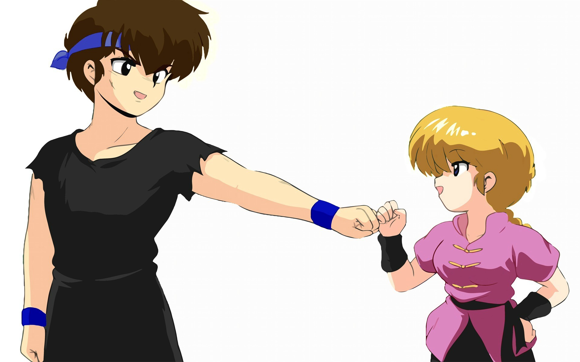 Res: 1920x1200, Ranma And Ryoga by MiraUzulaki Ranma And Ryoga by MiraUzulaki