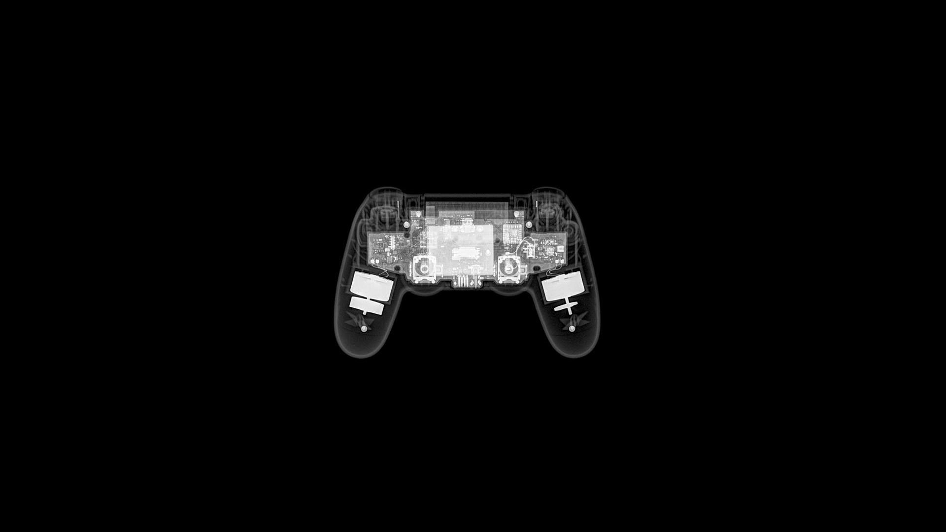 Res: 1920x1080, My brother took an X-ray of a ps3 controller. | Rebrn.com