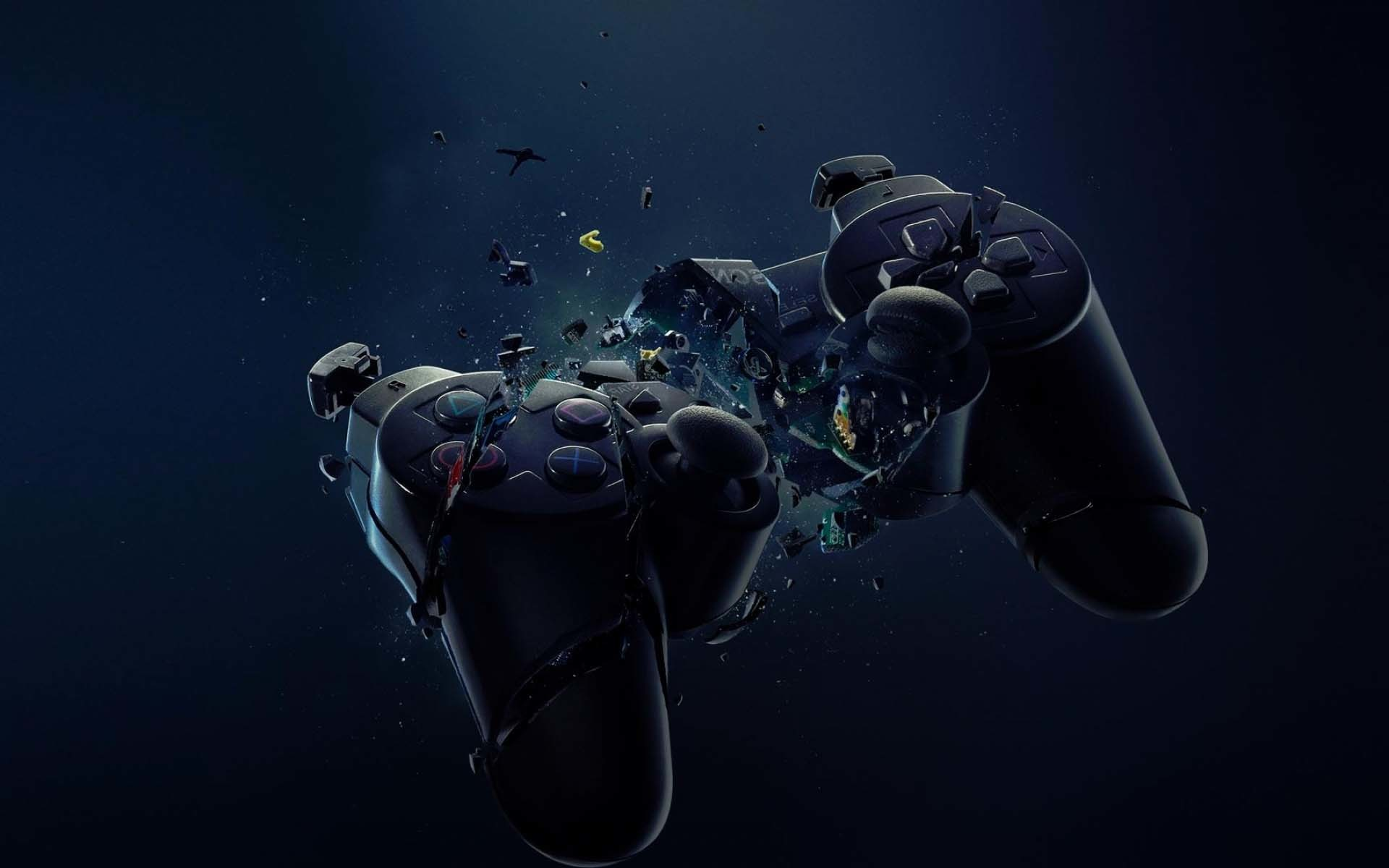Res: 1920x1200, Gaming Controllers Wallpaper Hd Resolution For Free Wallpaper