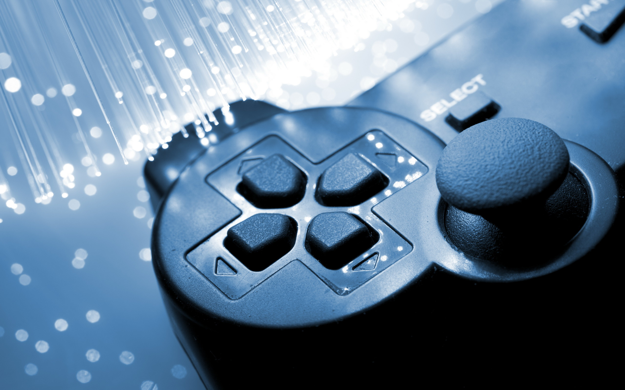 Res: 2560x1600, Video Game - Controller Wallpaper