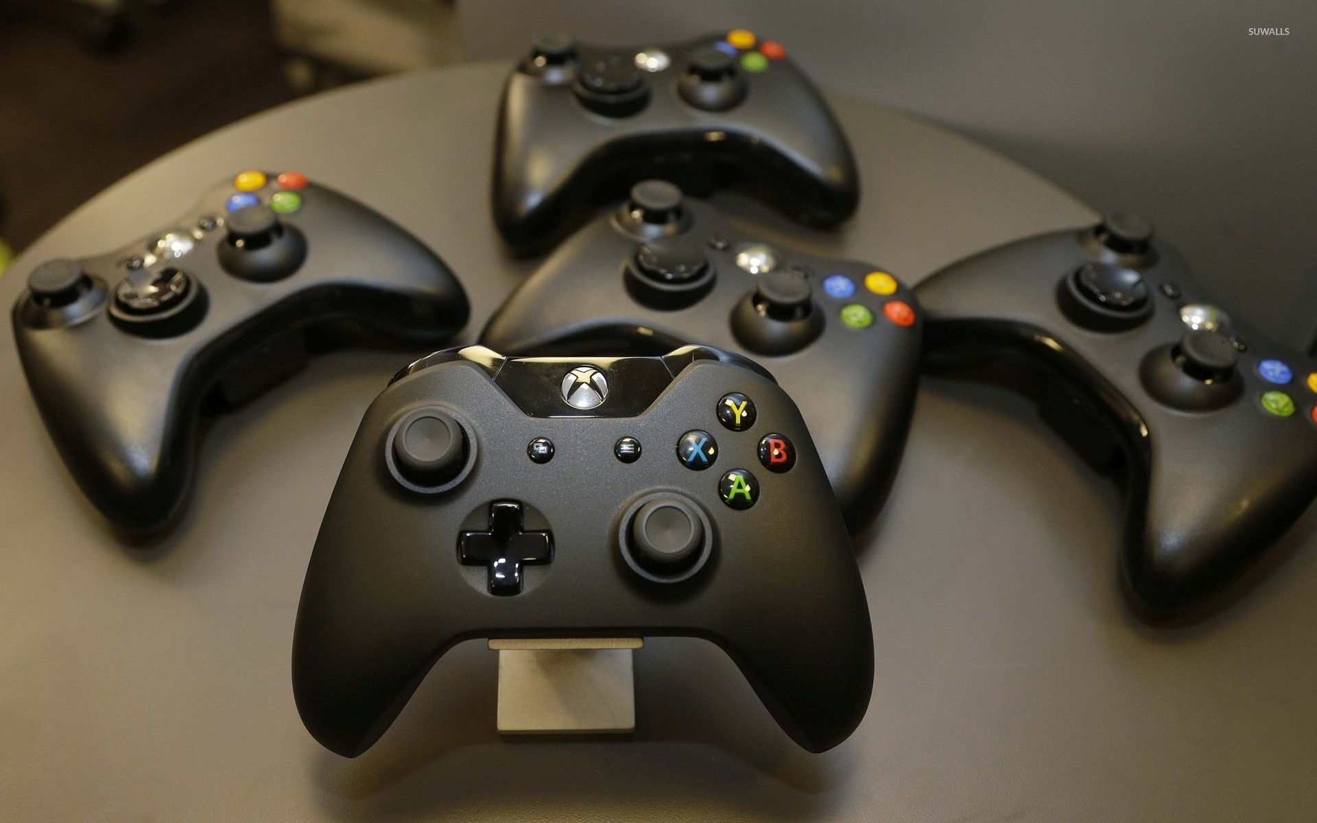 Res: 1920x1200, Gaming Controllers Wallpapers