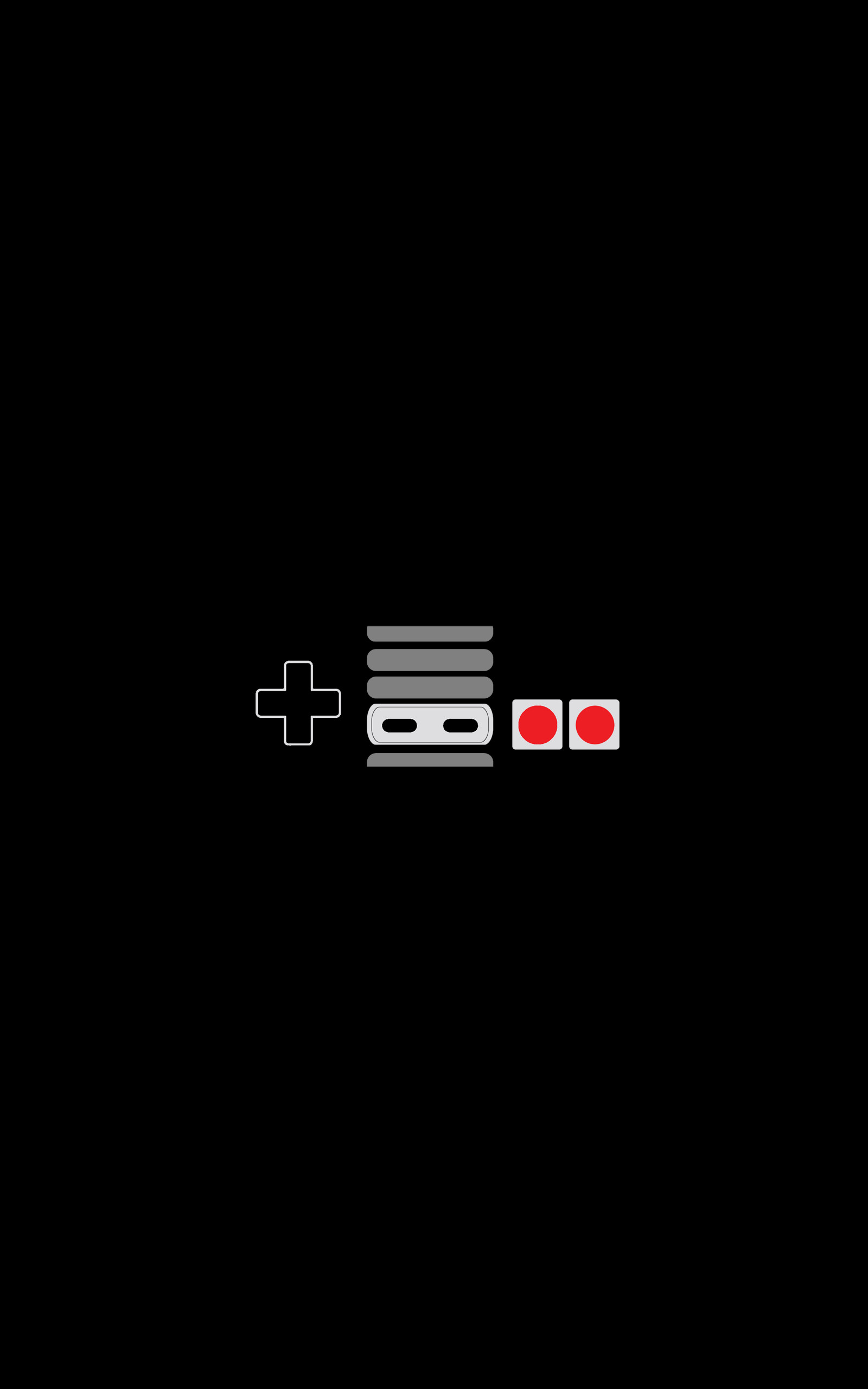 Res: 1600x2560, M.F. Backgrounds: Stunning Minimalist Gaming Wallpapers, Dewey Inoue