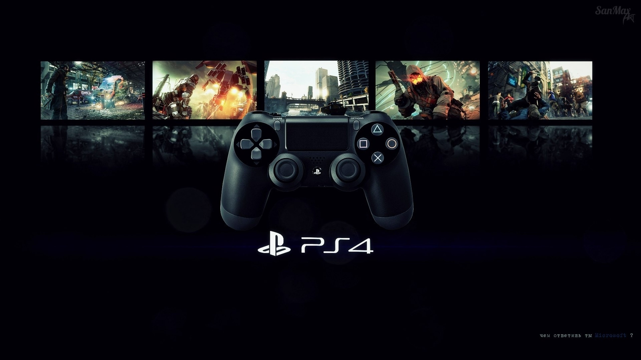 Res: 2560x1440, Download Wallpapers, Download  video games sony ps4 .
