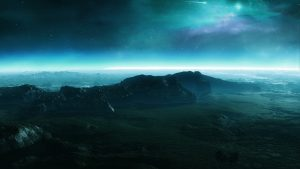 Alien Landscapes wallpapers